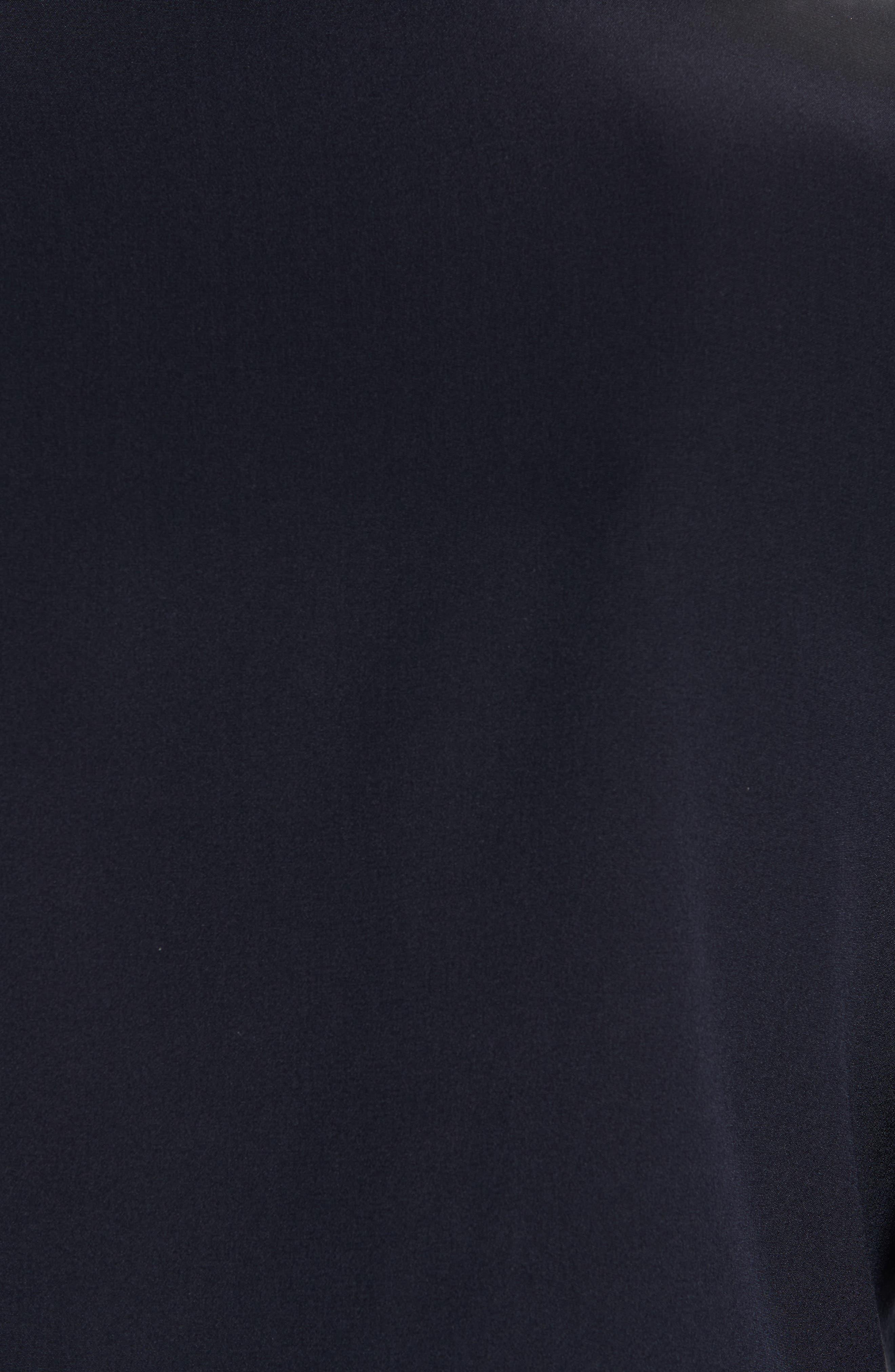 Alternate Image 5  - Diane von Furstenberg Contrast Trim Silk Blouse