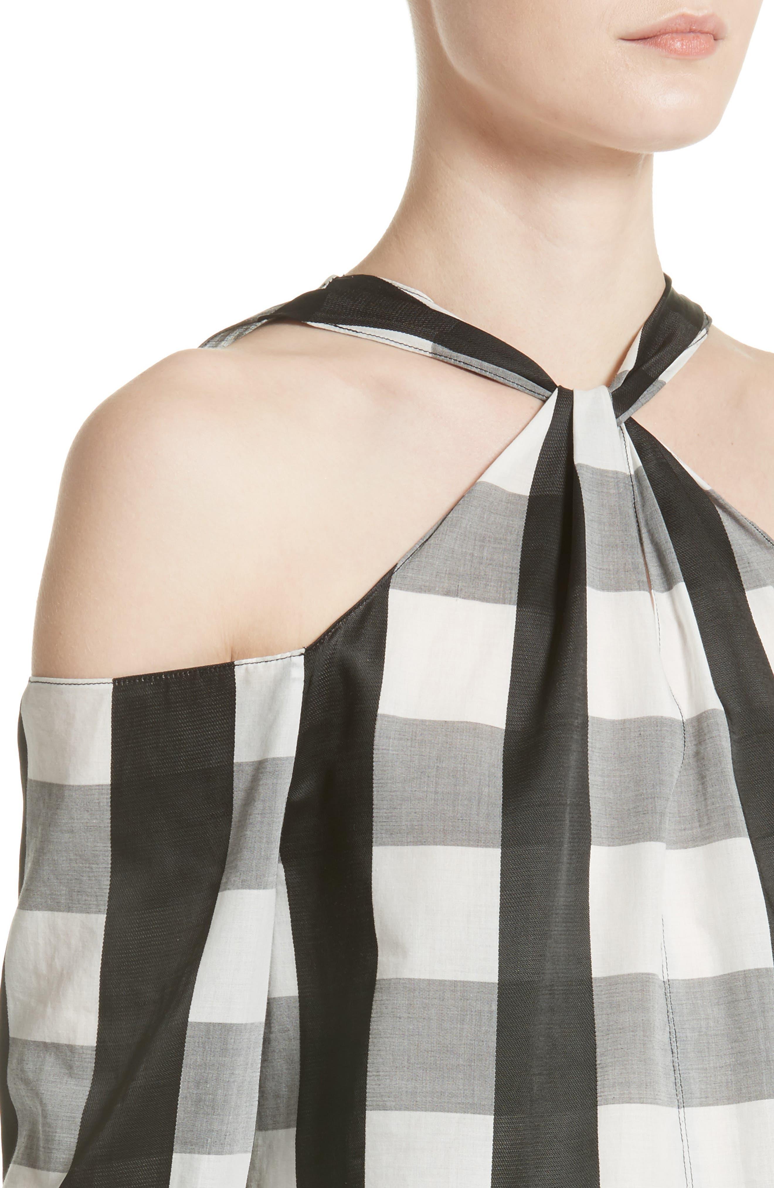 Alternate Image 5  - rag & bone Collingwood Cold Shoulder Top