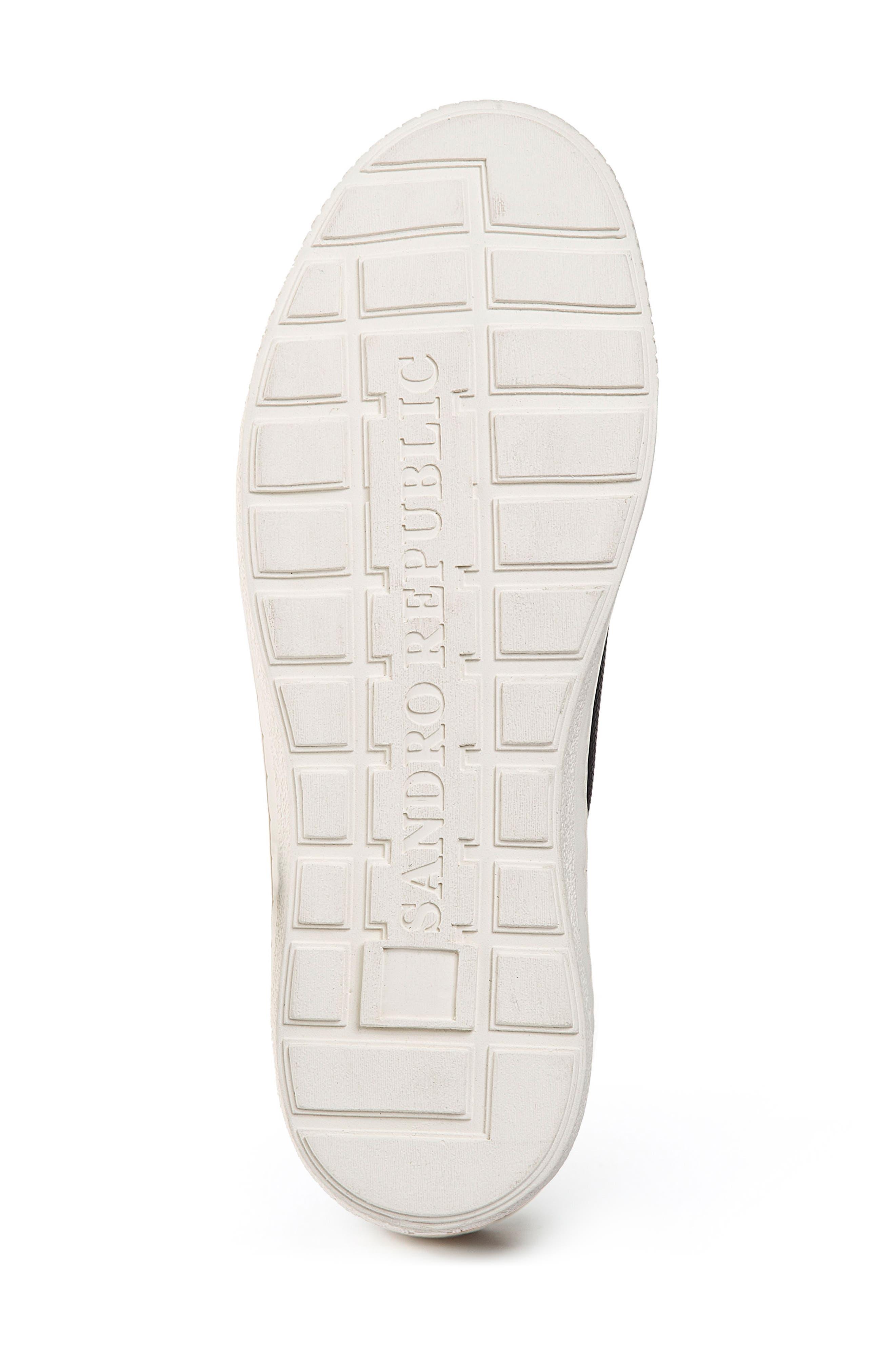 Alternate Image 4  - Sandro Moscoloni Cassius Side Zip Sneaker (Men)