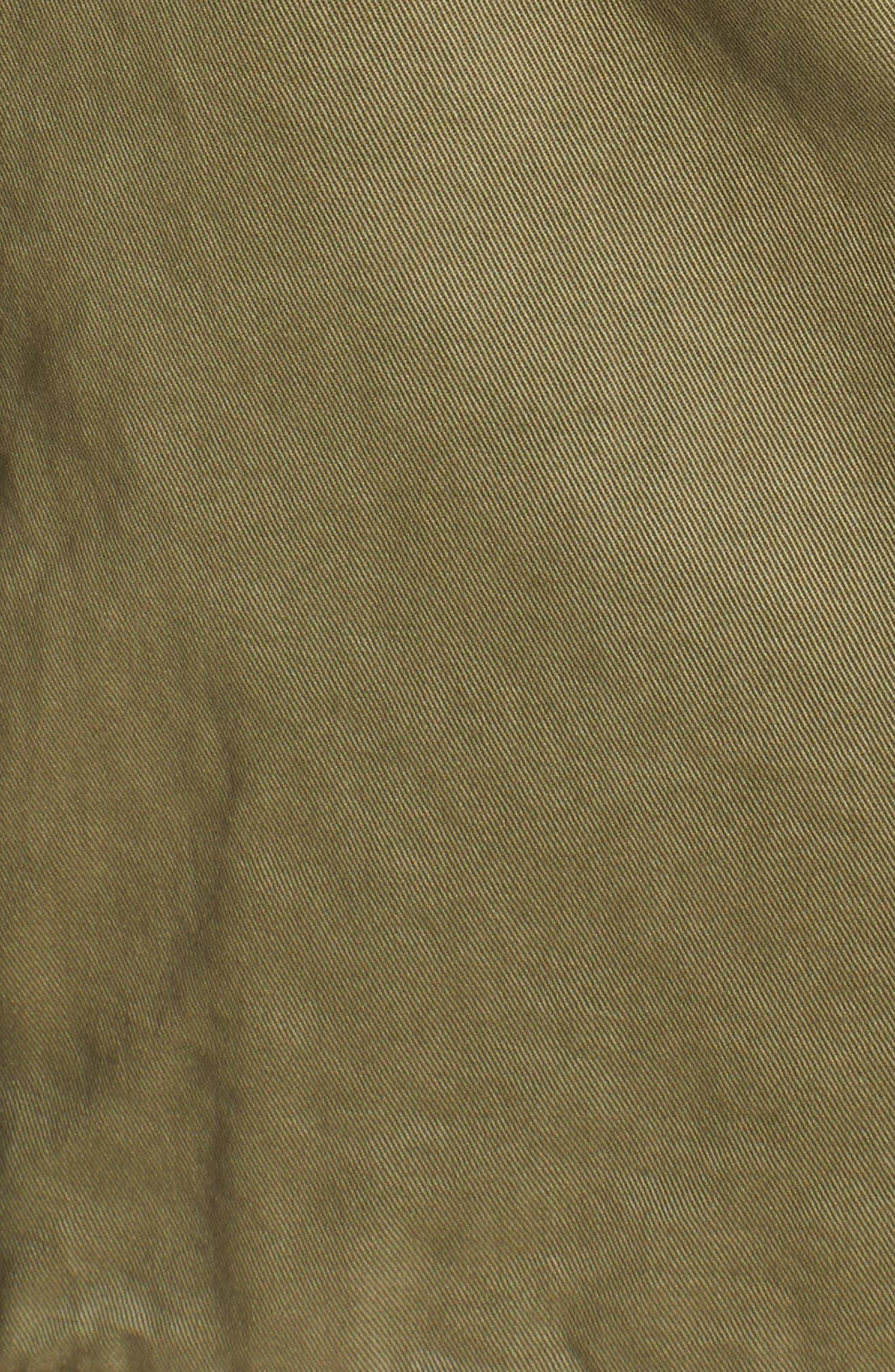 Alternate Image 5  - Levi's® Crop Military Jacket