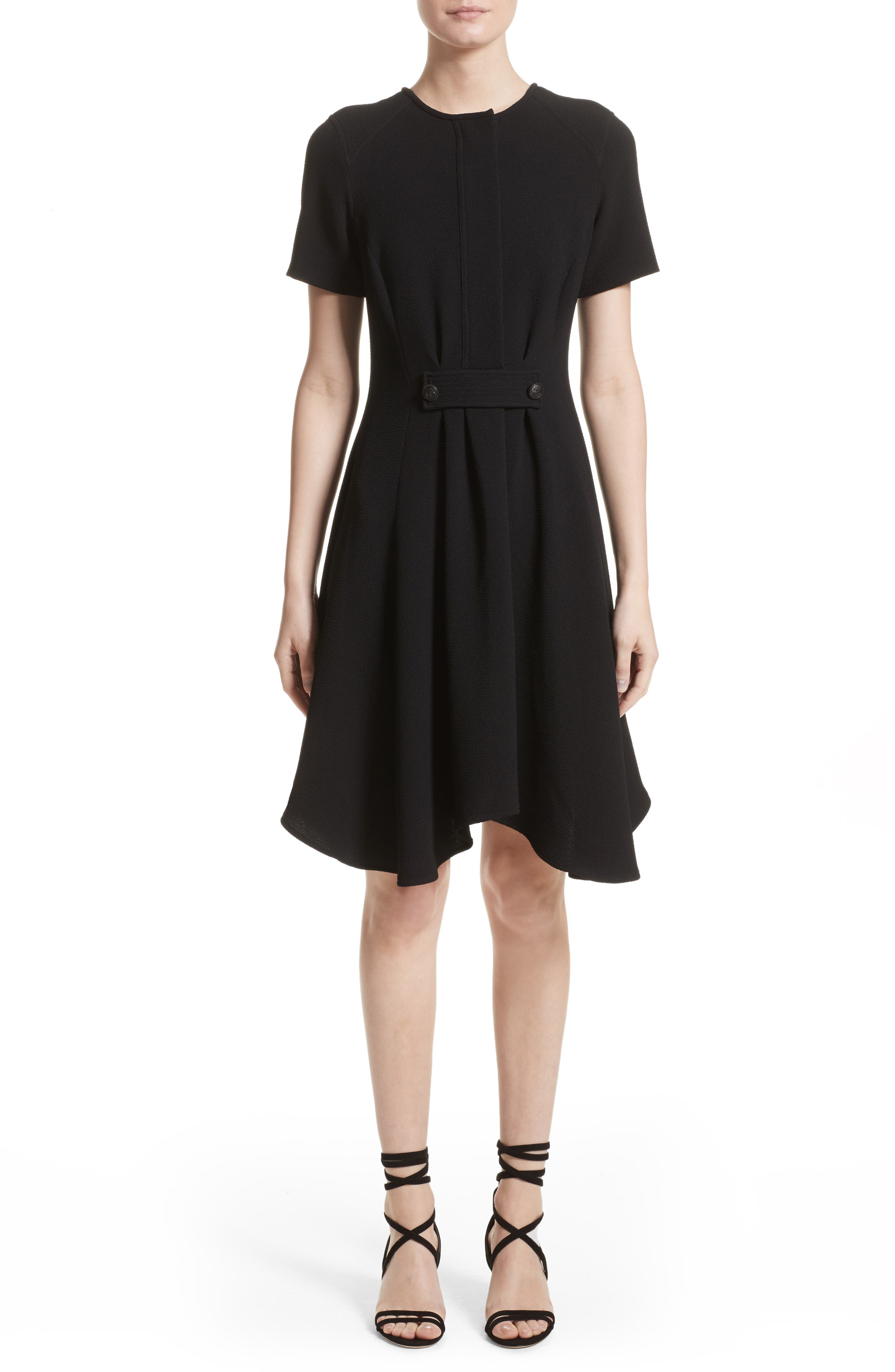 Maressa Dress,                         Main,                         color, Black