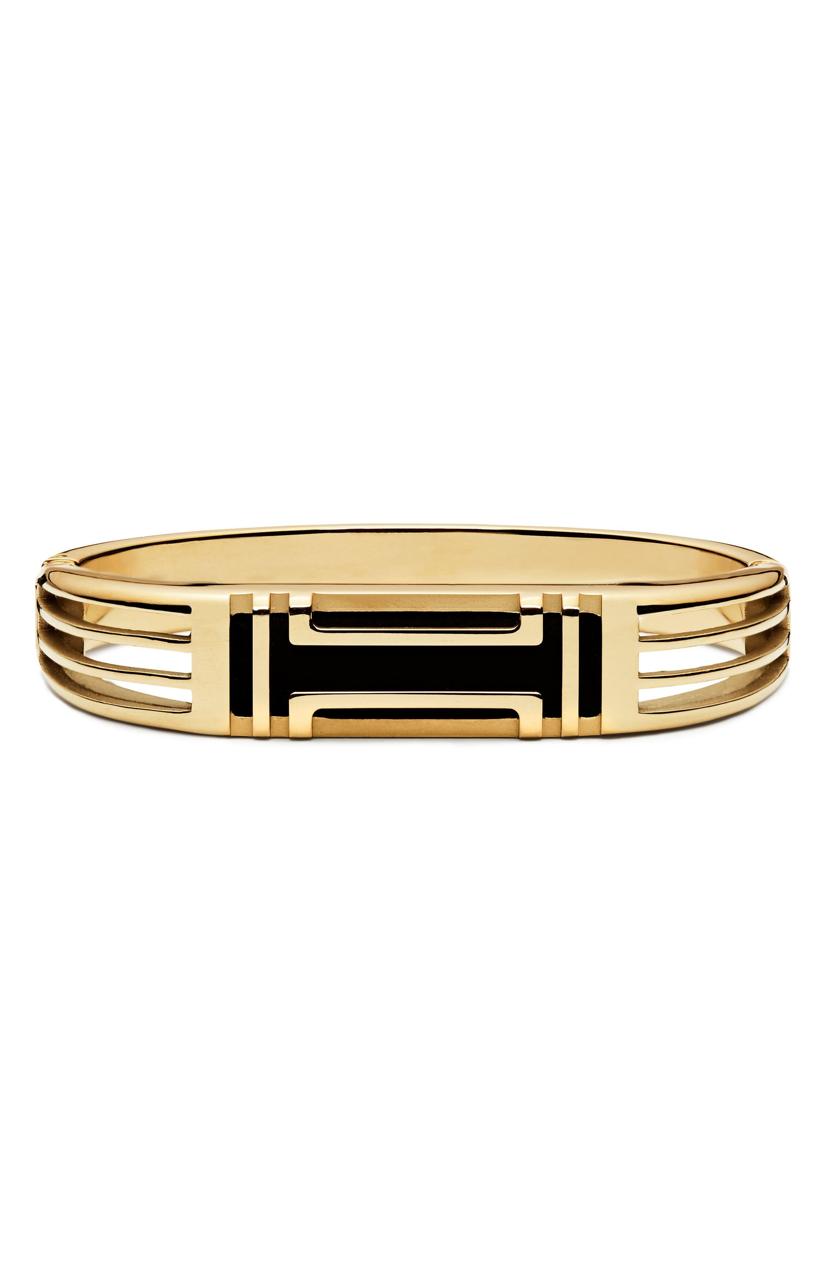 Alternate Image 3  - Tory Burch for Fitbit® Hinge Bracelet