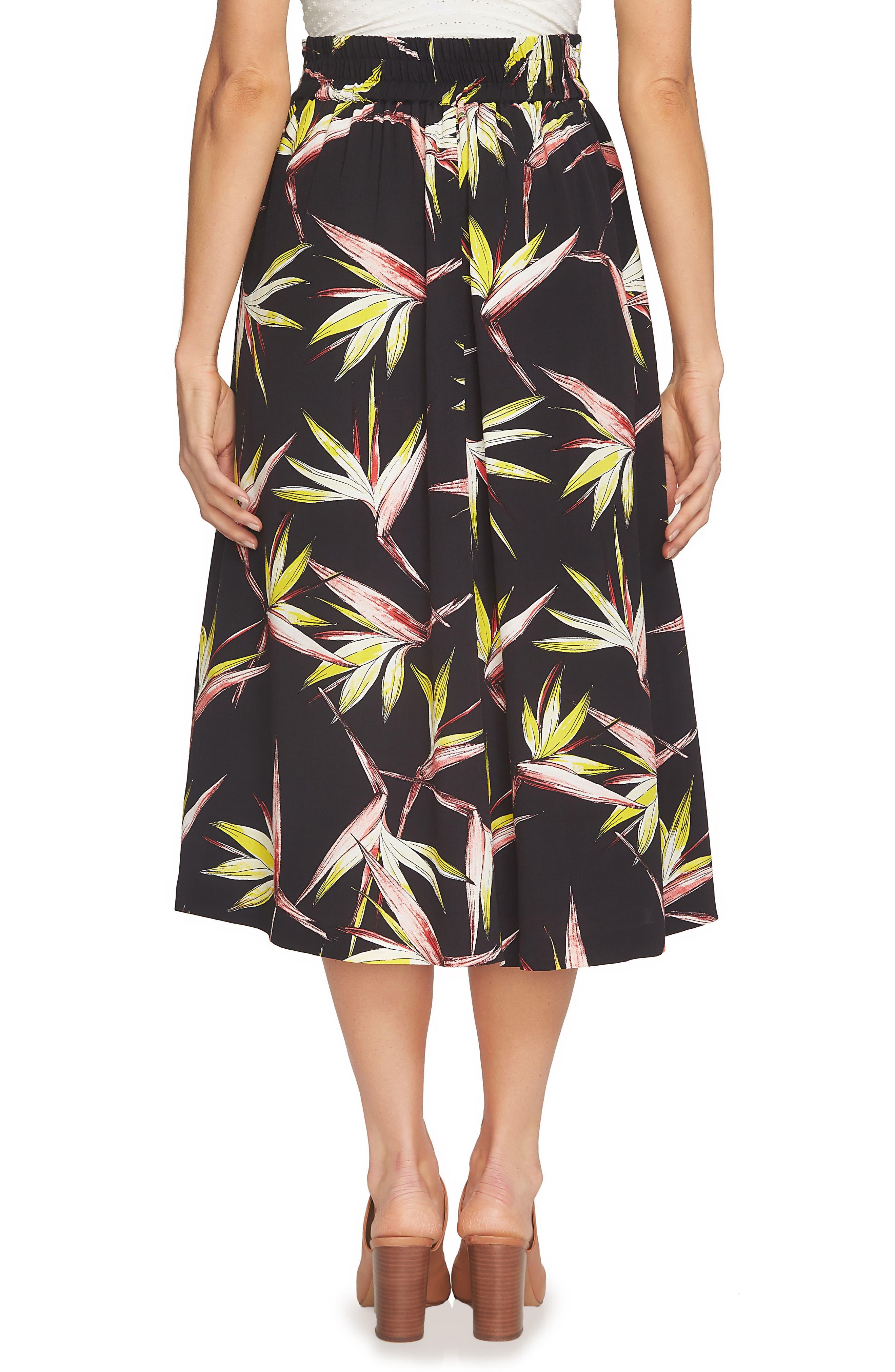 Alternate Image 2  - 1.STATE High Waist Midi Skirt