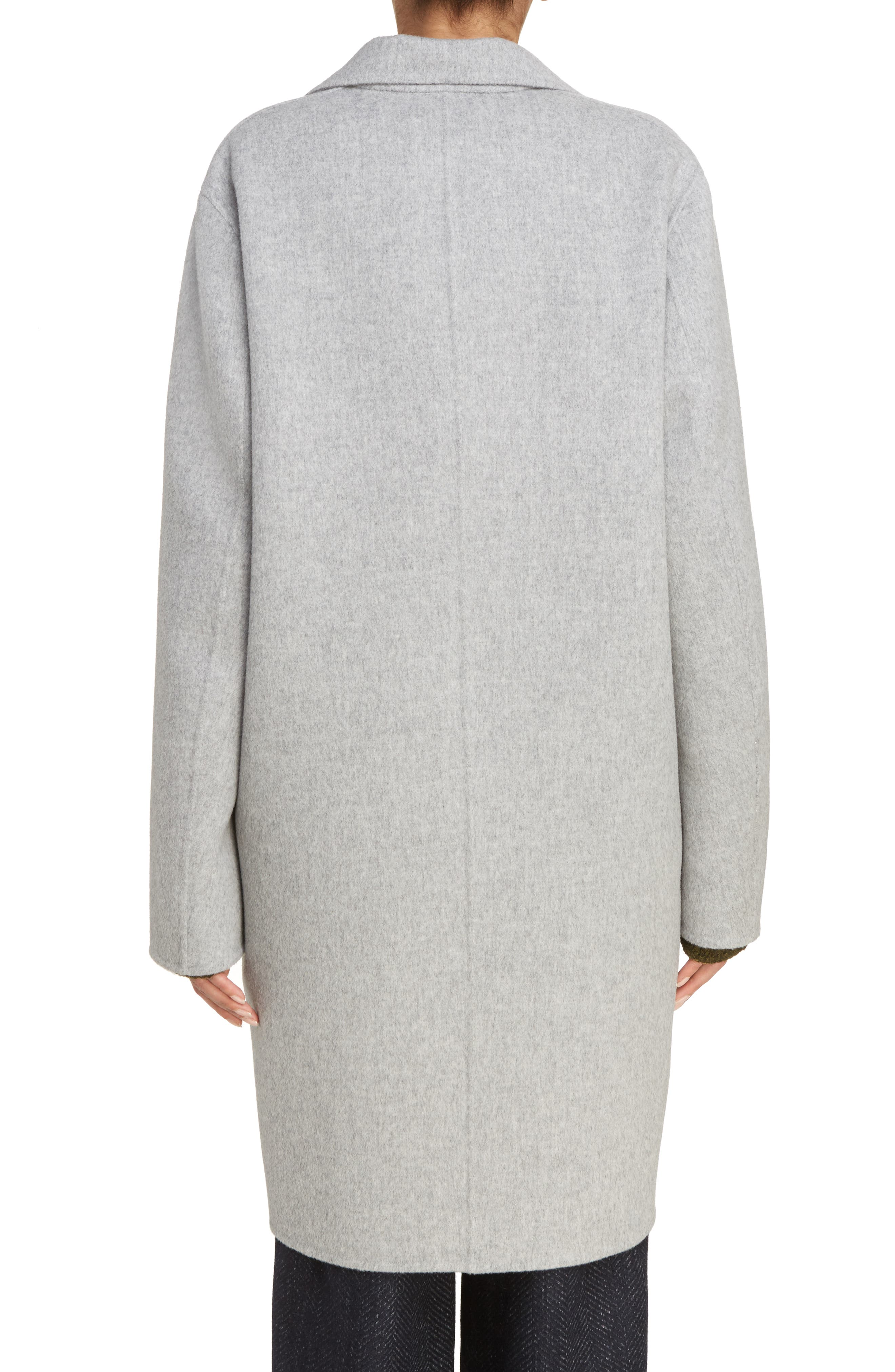 Alternate Image 2  - ACNE Studios Landi Double Crombie Coat