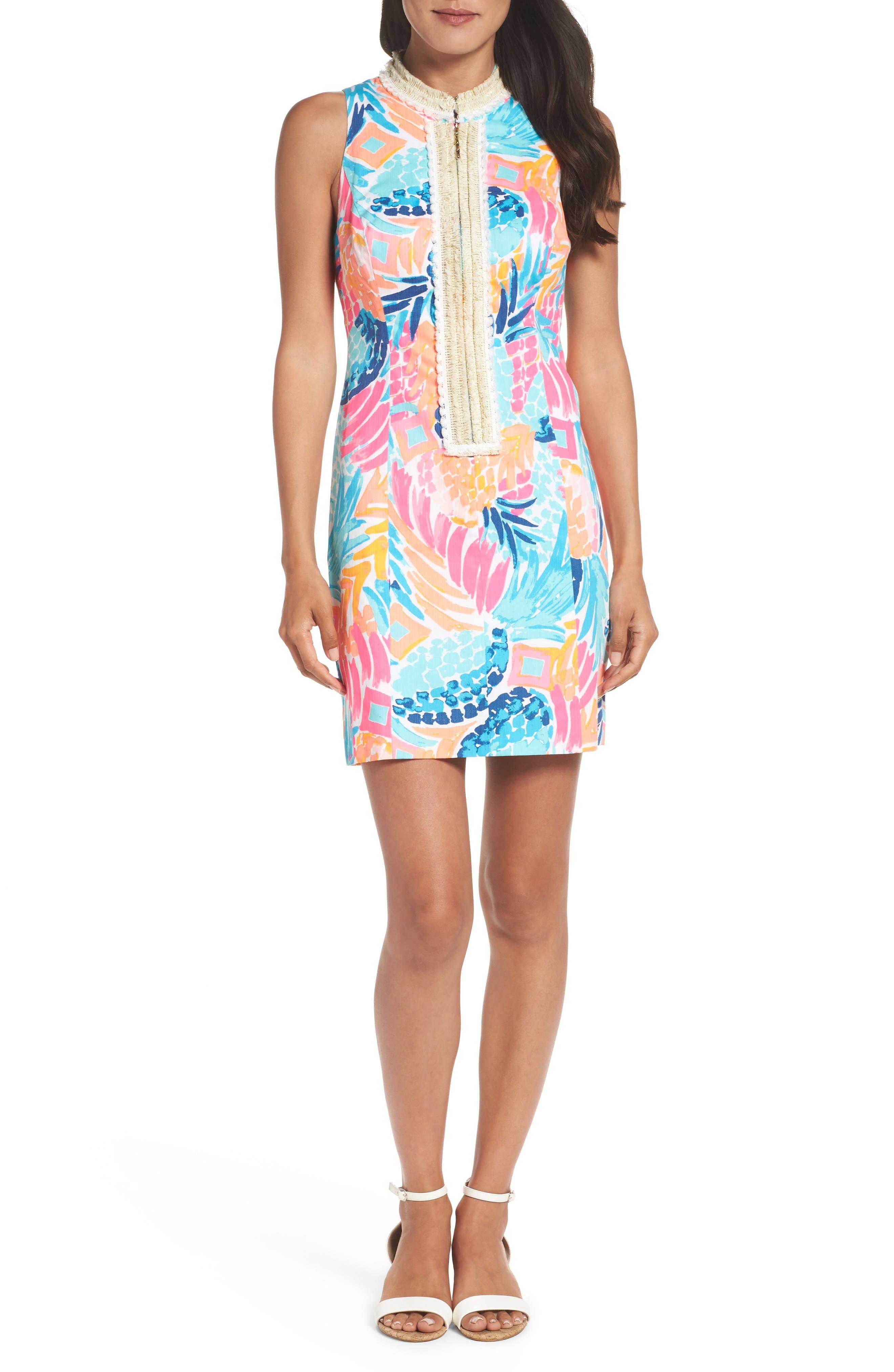 Lilly Pulitzer® Alexa Sheath Dress