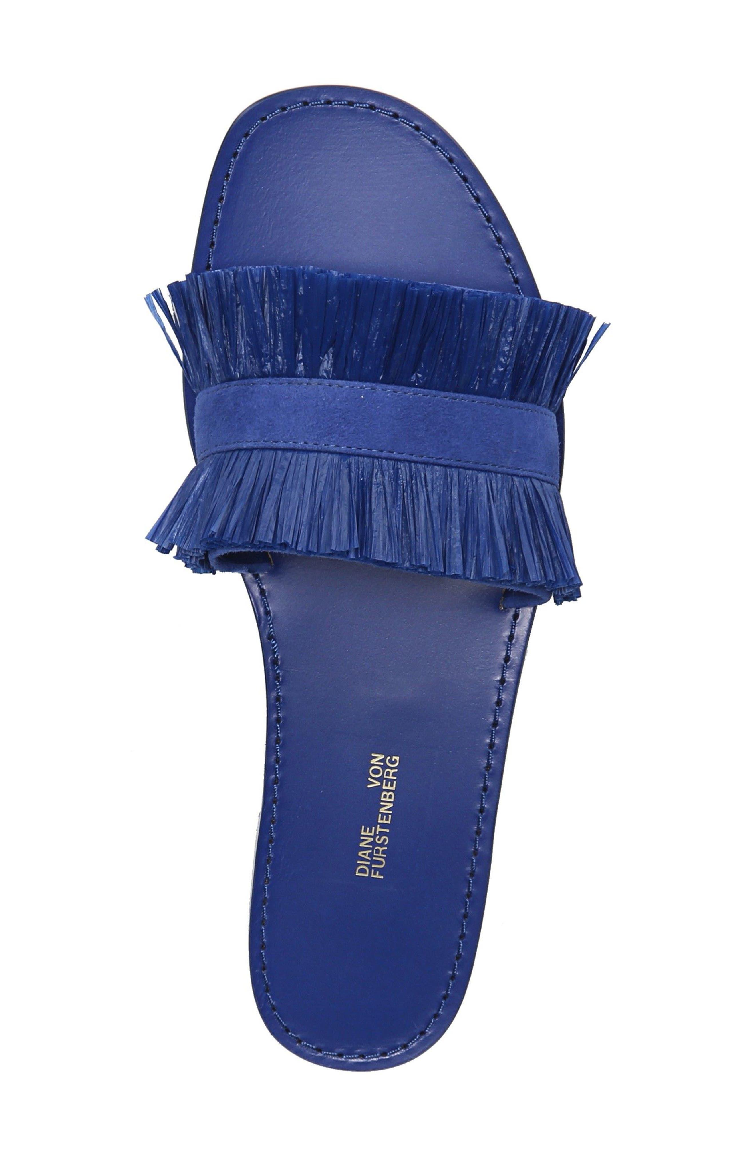 Alternate Image 5  - Diane Von Furstenberg Eilat Slide Sandal (Women)