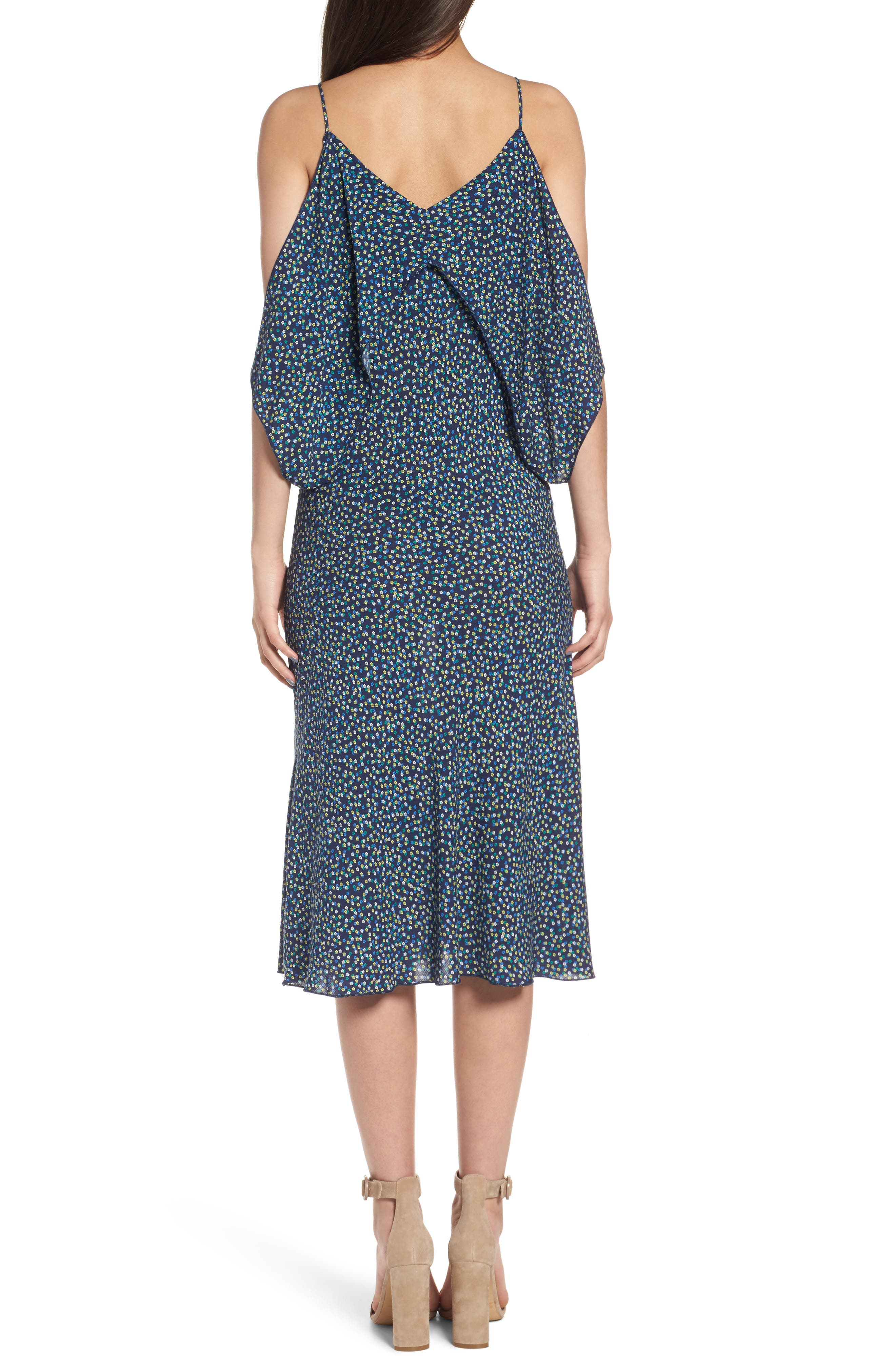 Alternate Image 2  - Bailey 44 Bodacious Floral Midi Dress