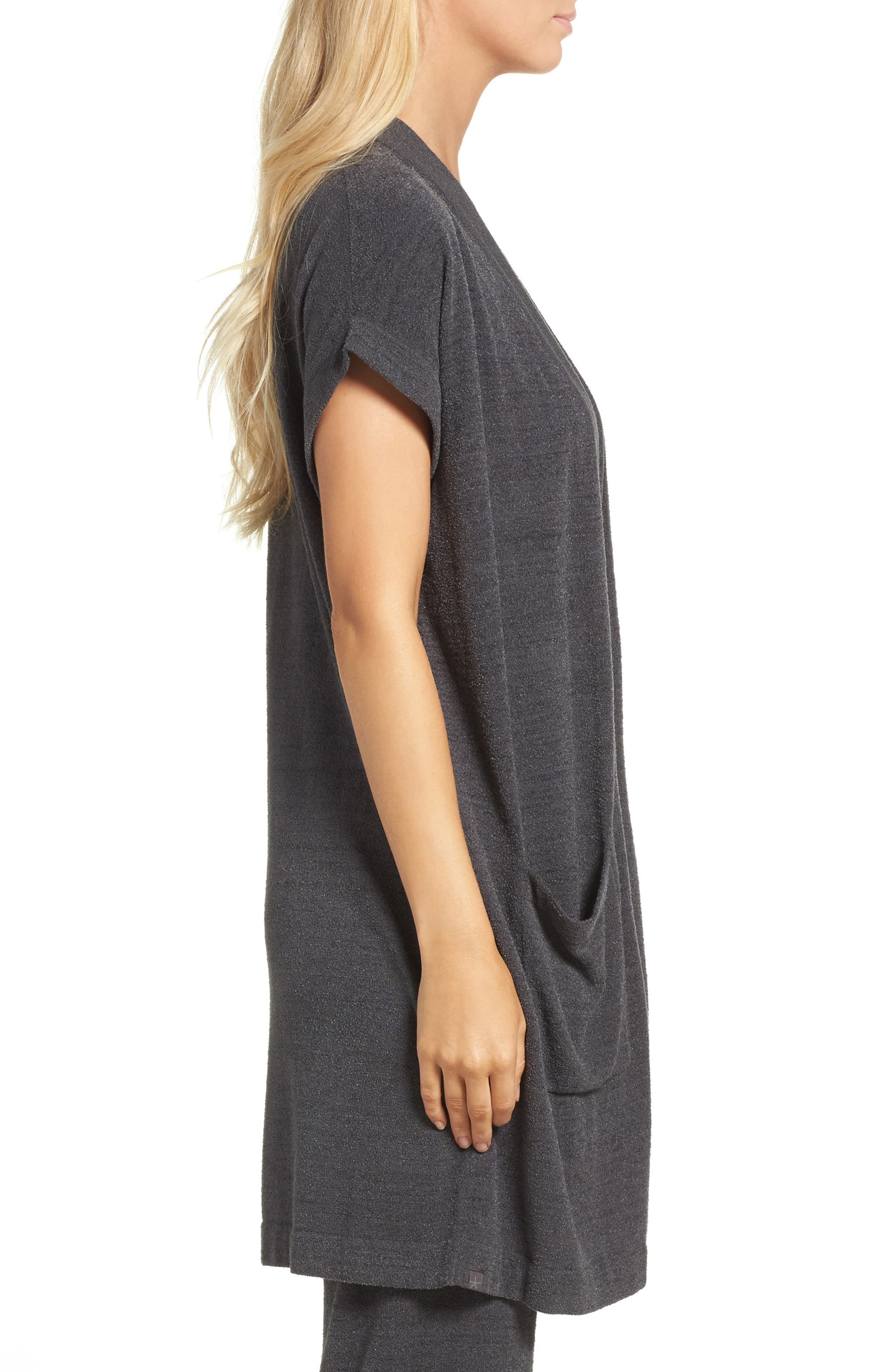 Alternate Image 3  - Barefoot Dreams® Cozychic Ultra Lite® Lounge Cardigan