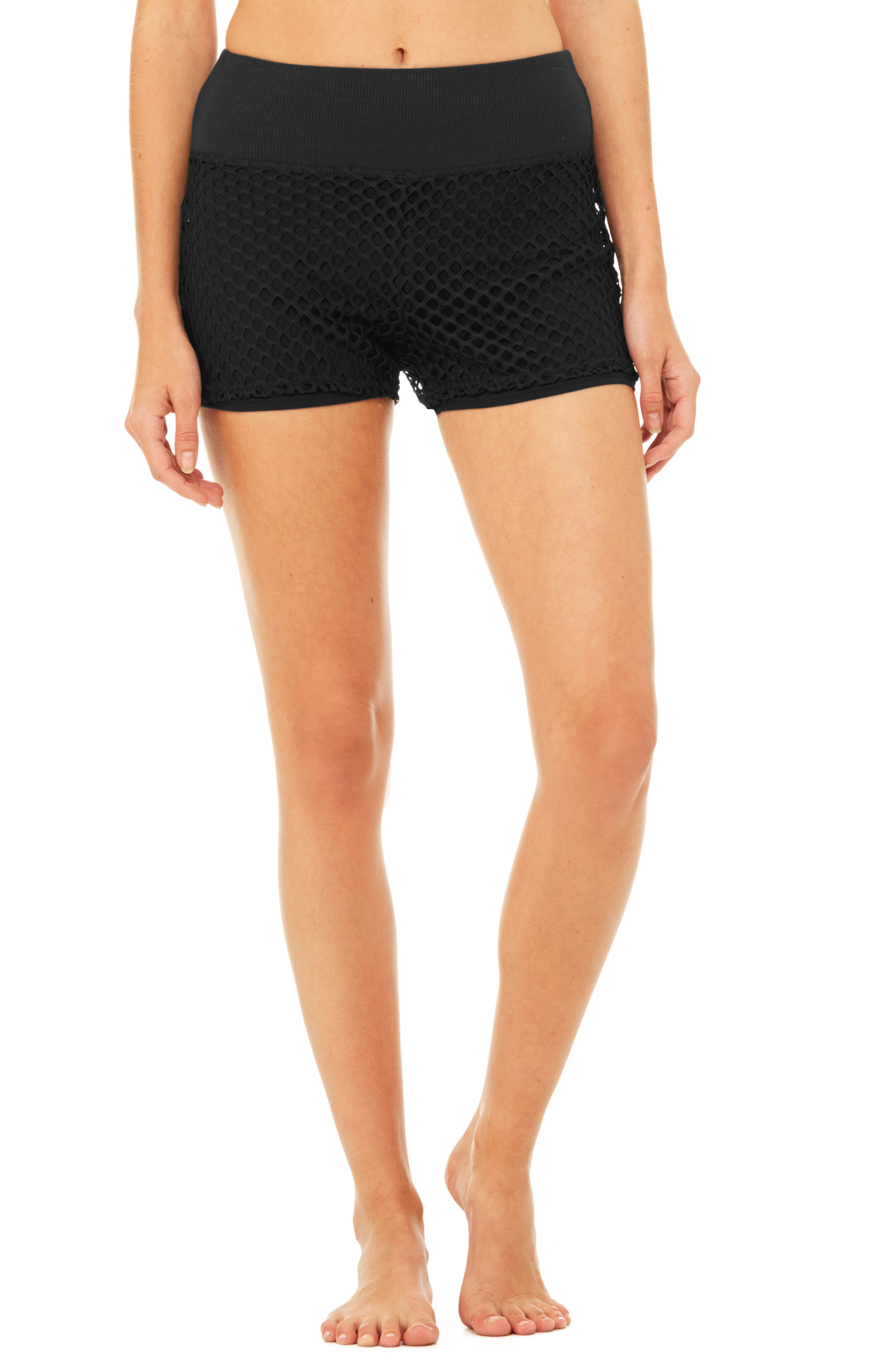 Summer Time Shorts,                         Main,                         color, Black