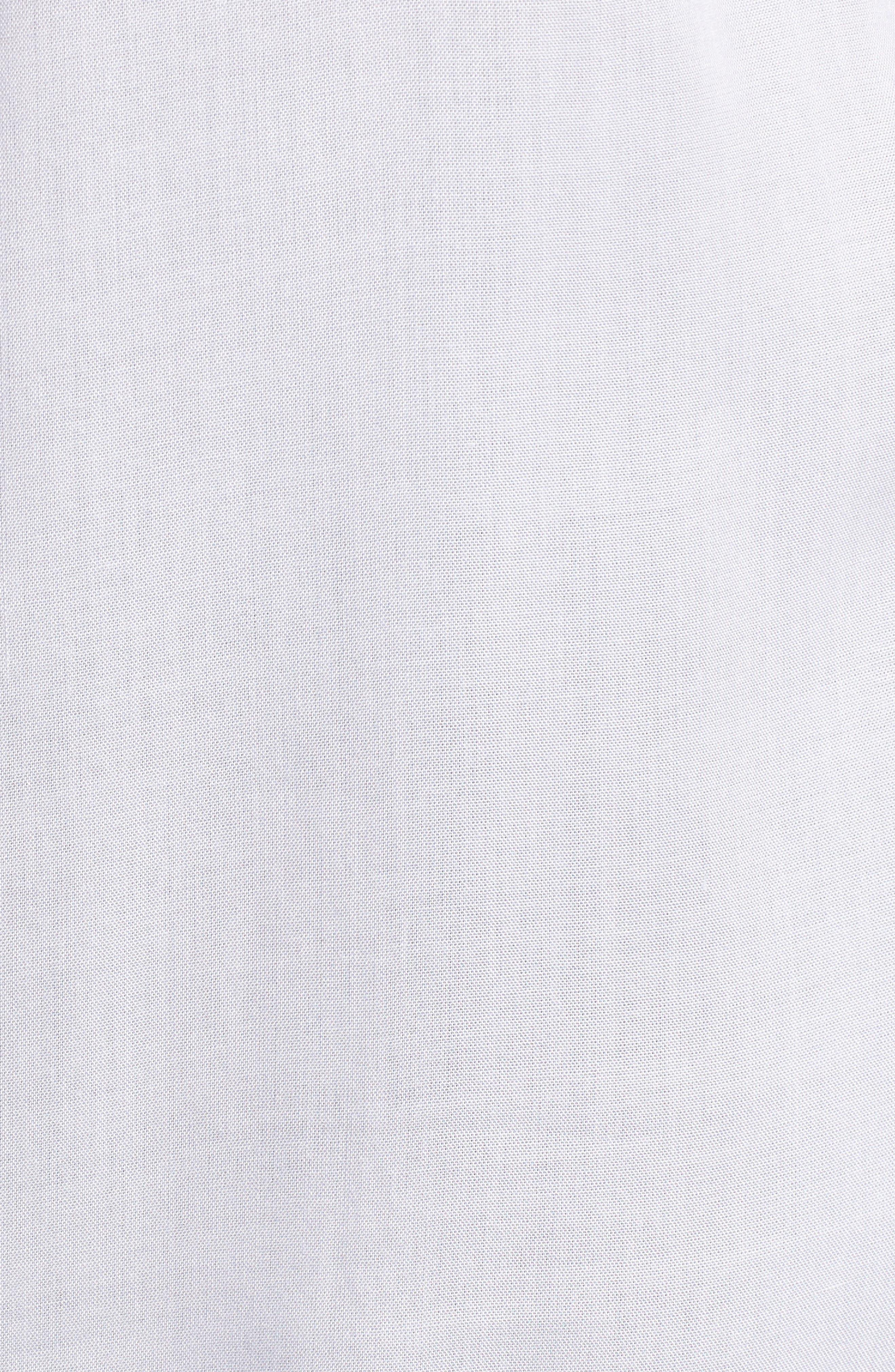 Alternate Image 5  - Treasure & Bond Deconstructed Off the Shoulder Shirt