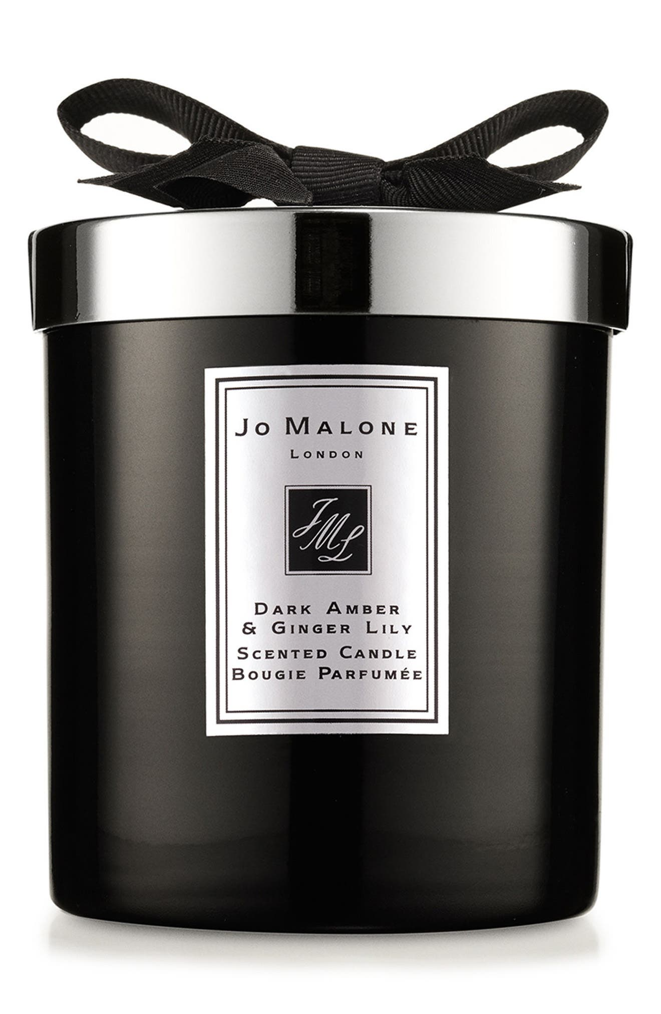 Alternate Image 1 Selected - Jo Malone™ Dark Amber & Ginger Lily Candle
