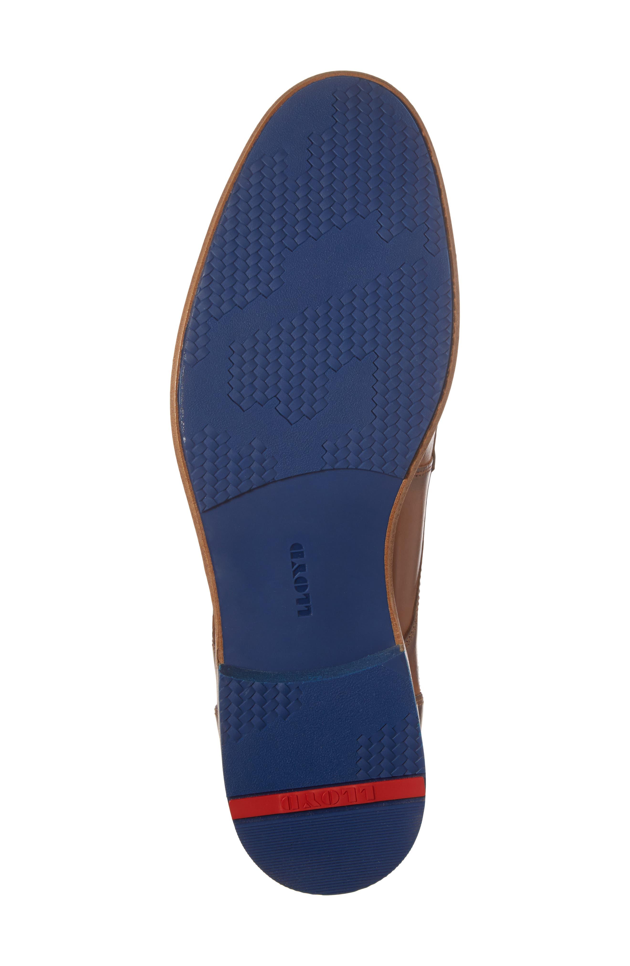 Jessy Plain-Toe Derby,                             Alternate thumbnail 6, color,                             Kenia Leather