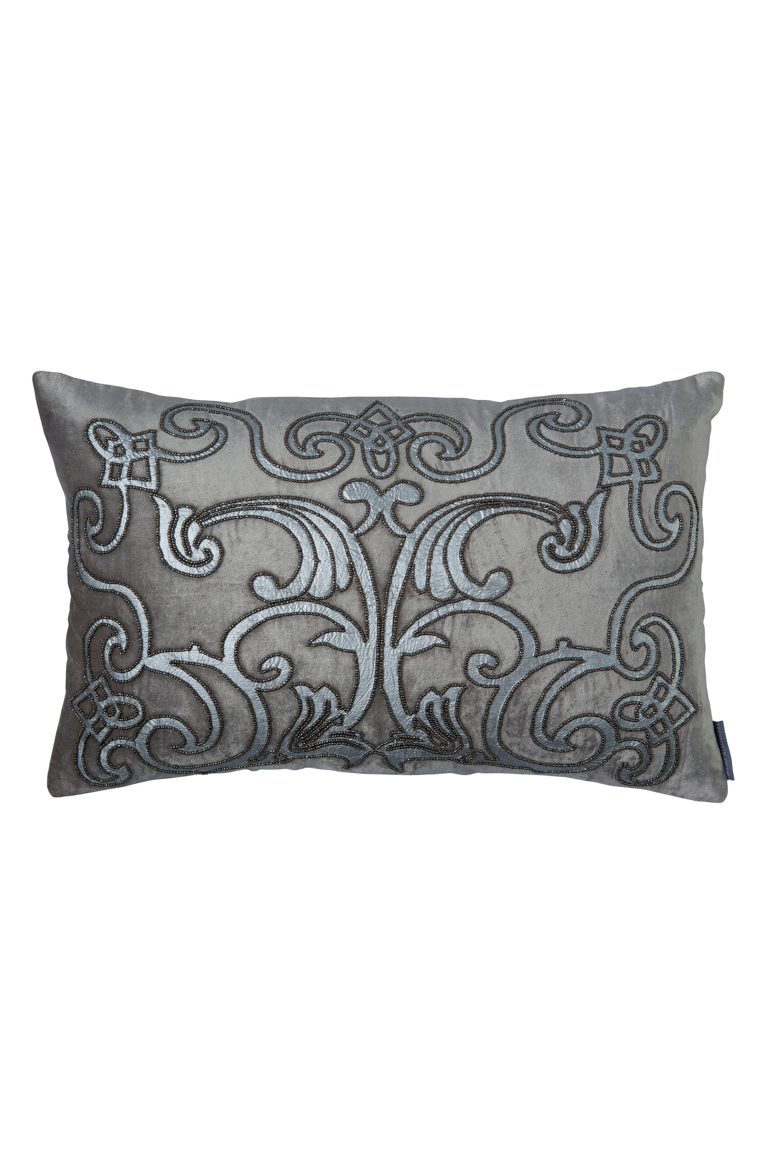 Main Image - Lili Alessandra Mozart Rectangular Accent Pillow