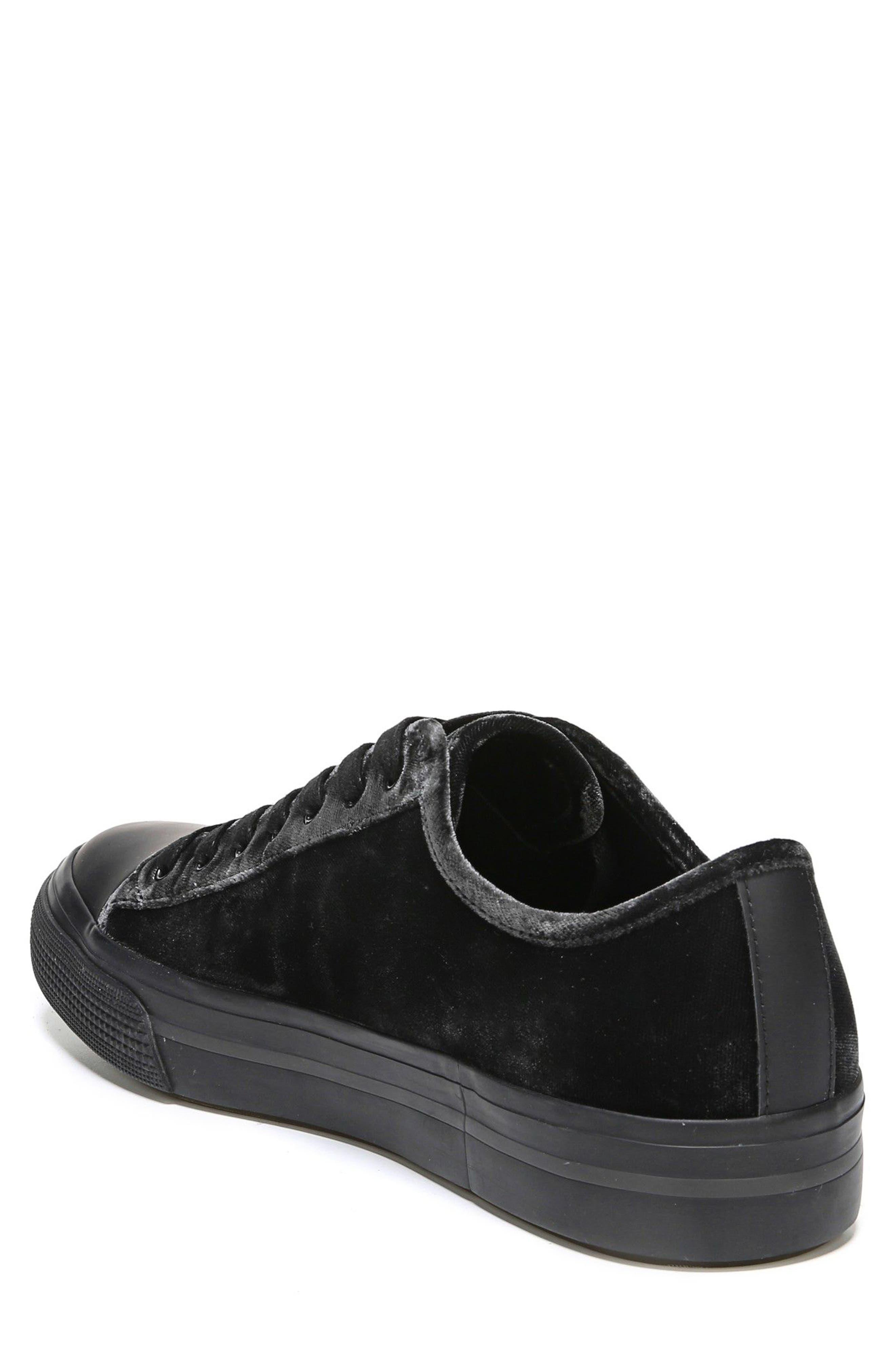 Tiller Sneaker,                             Alternate thumbnail 2, color,                             Graphite/ Black