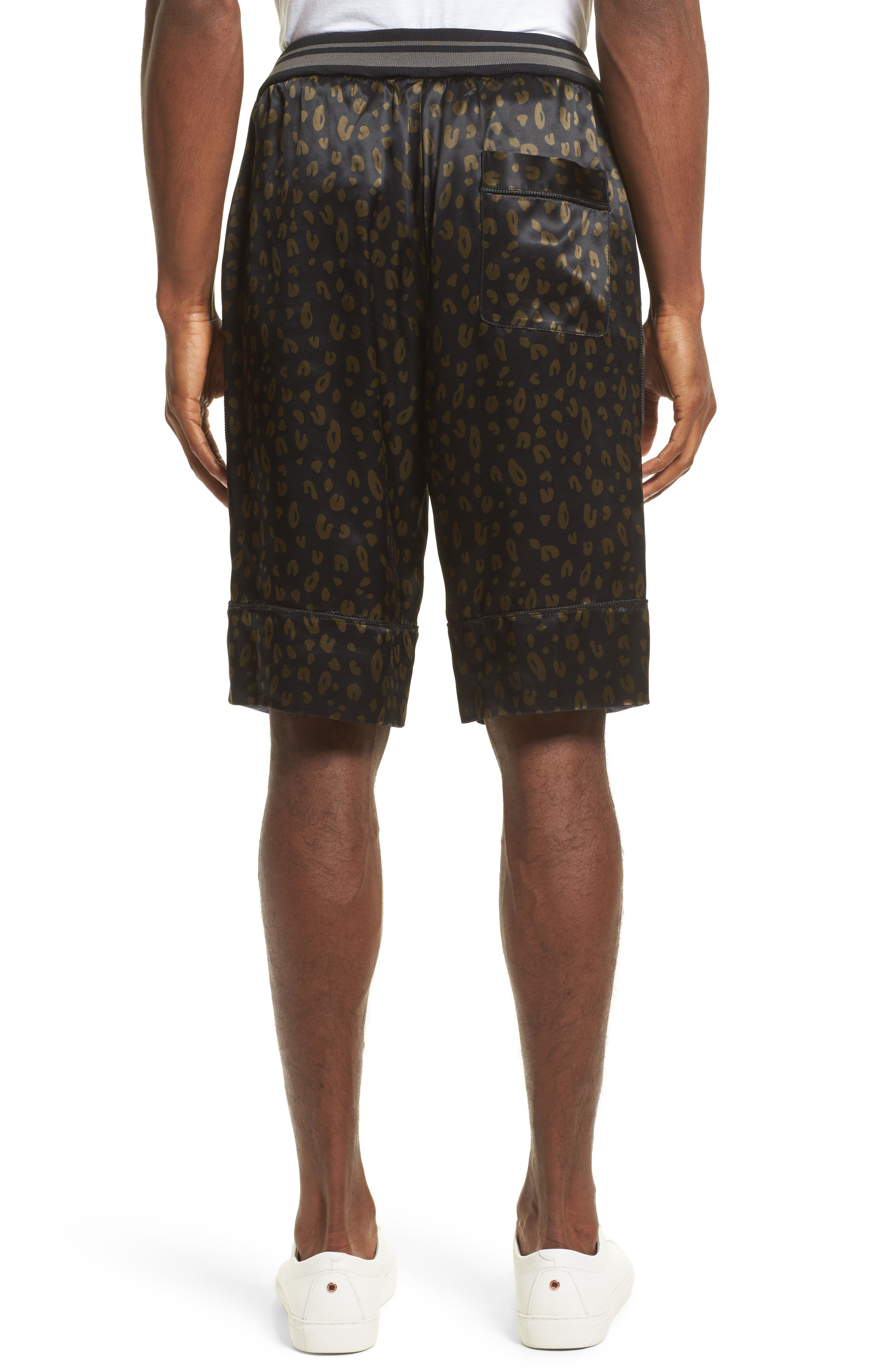 Alternate Image 2  - 3.1 Phillip Lim Reversible Elastic Waist Shorts
