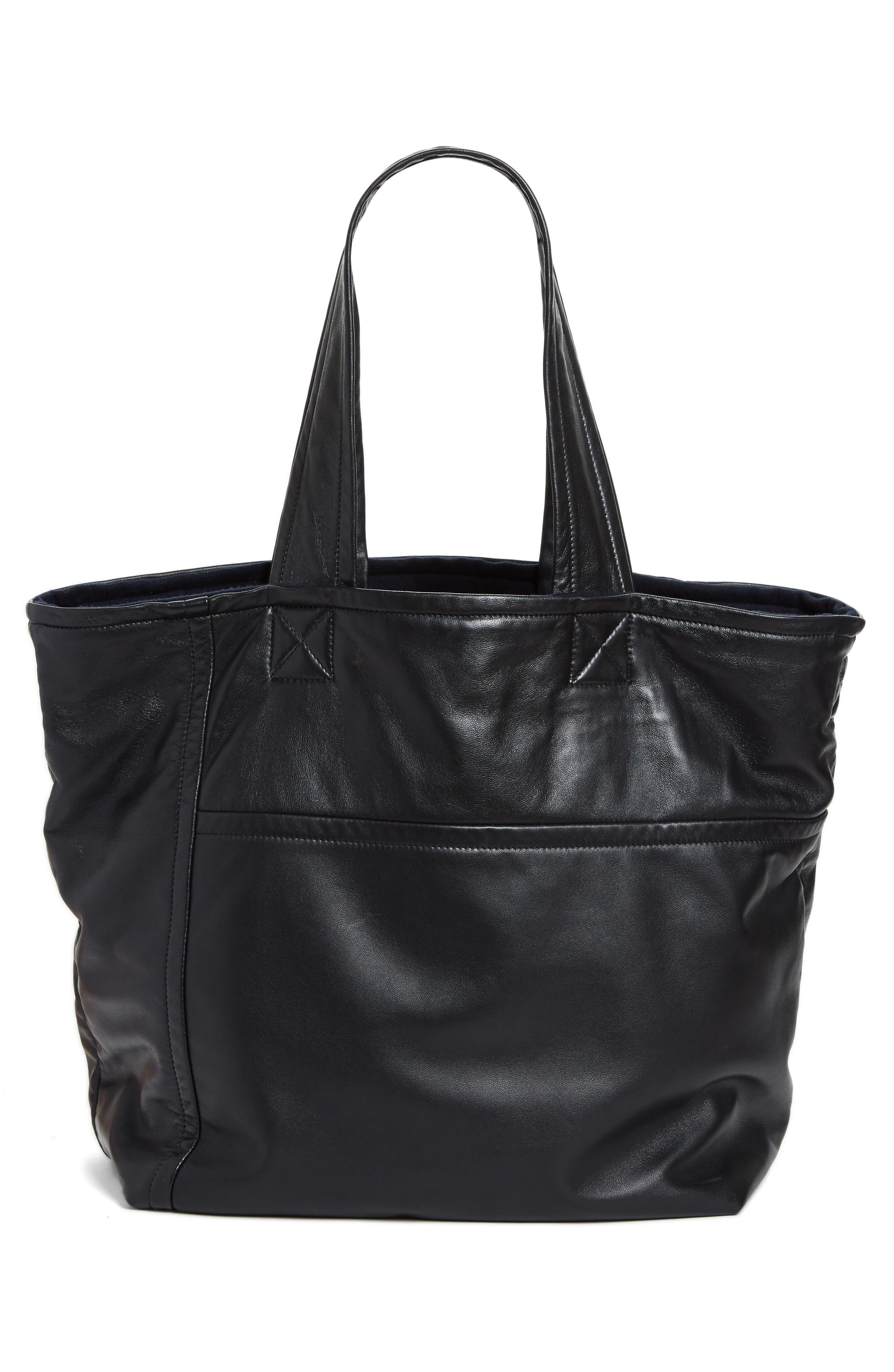 Sunday Bag,                             Alternate thumbnail 3, color,                             Black