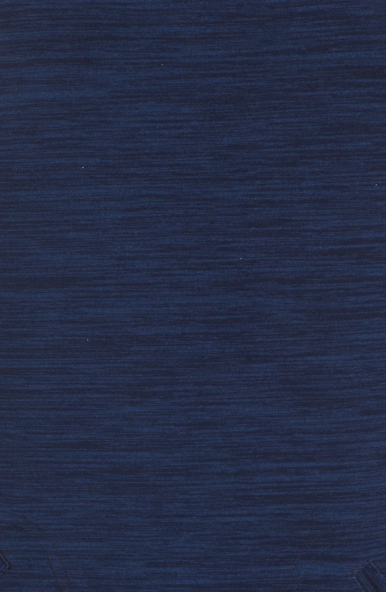 Turtleneck Shift Dress,                             Alternate thumbnail 6, color,                             Black Navy