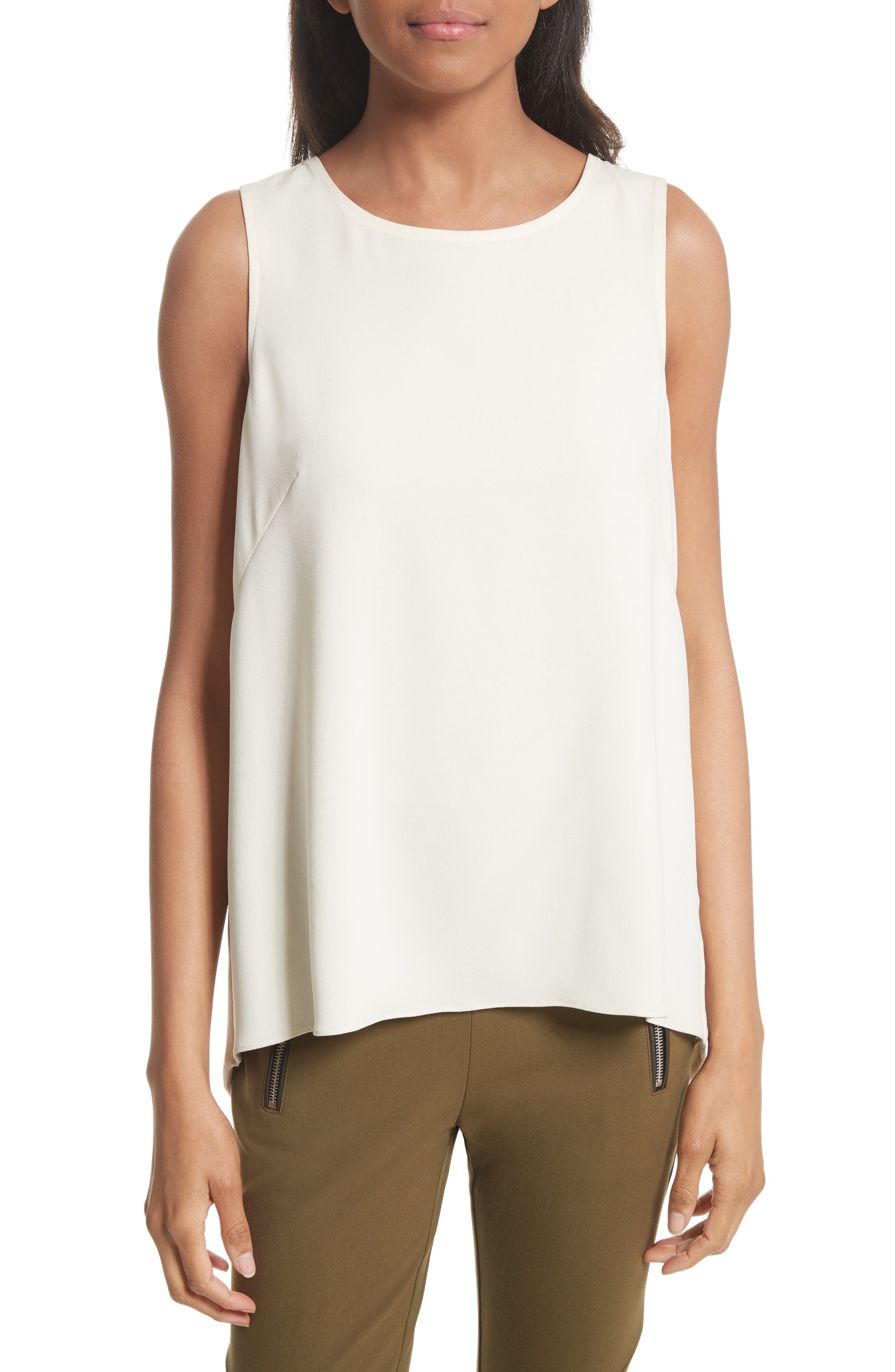 rag & bone Harper Split Back Top
