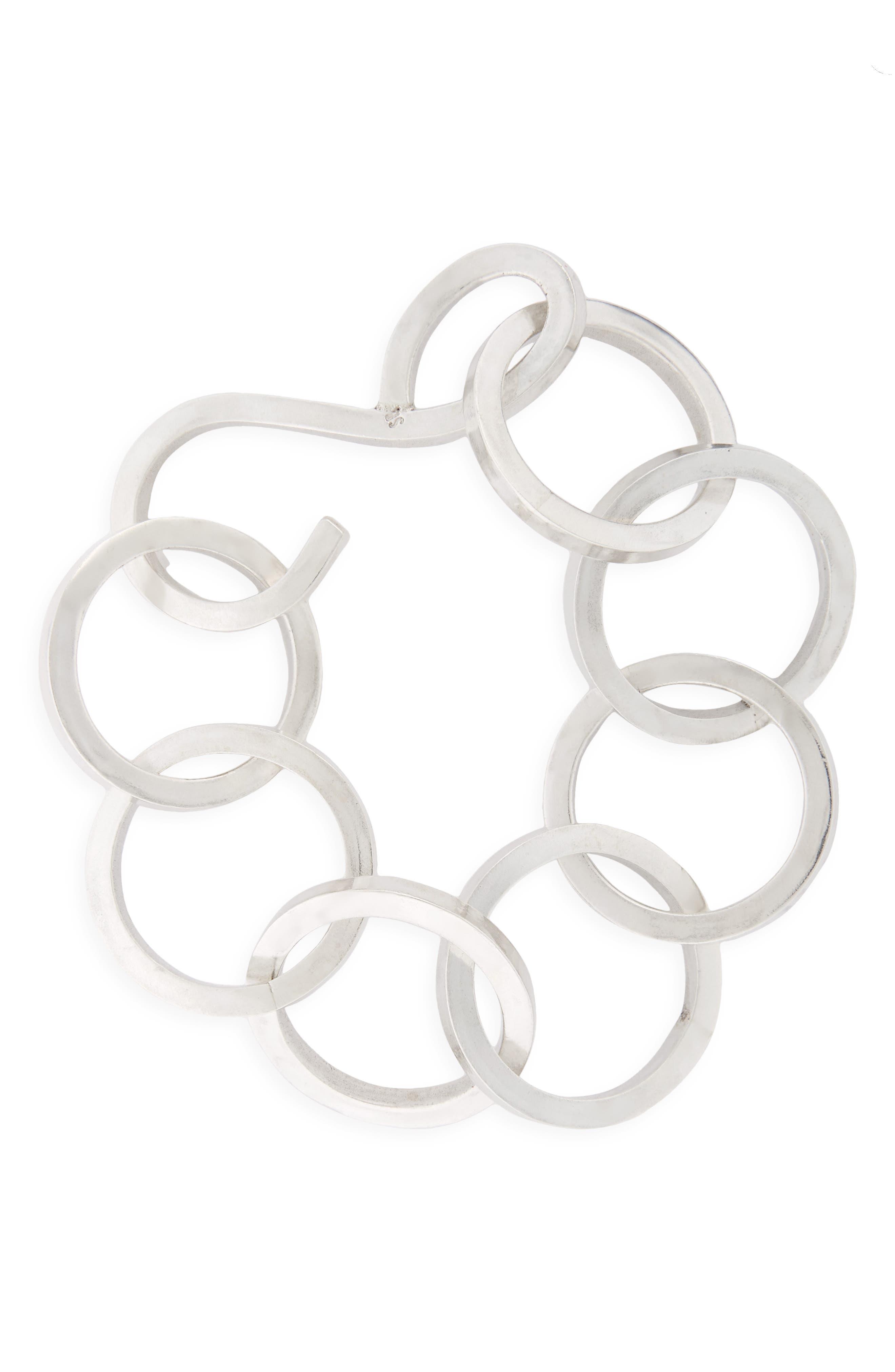 Margaritte Bracelet,                         Main,                         color, Sterling Silver