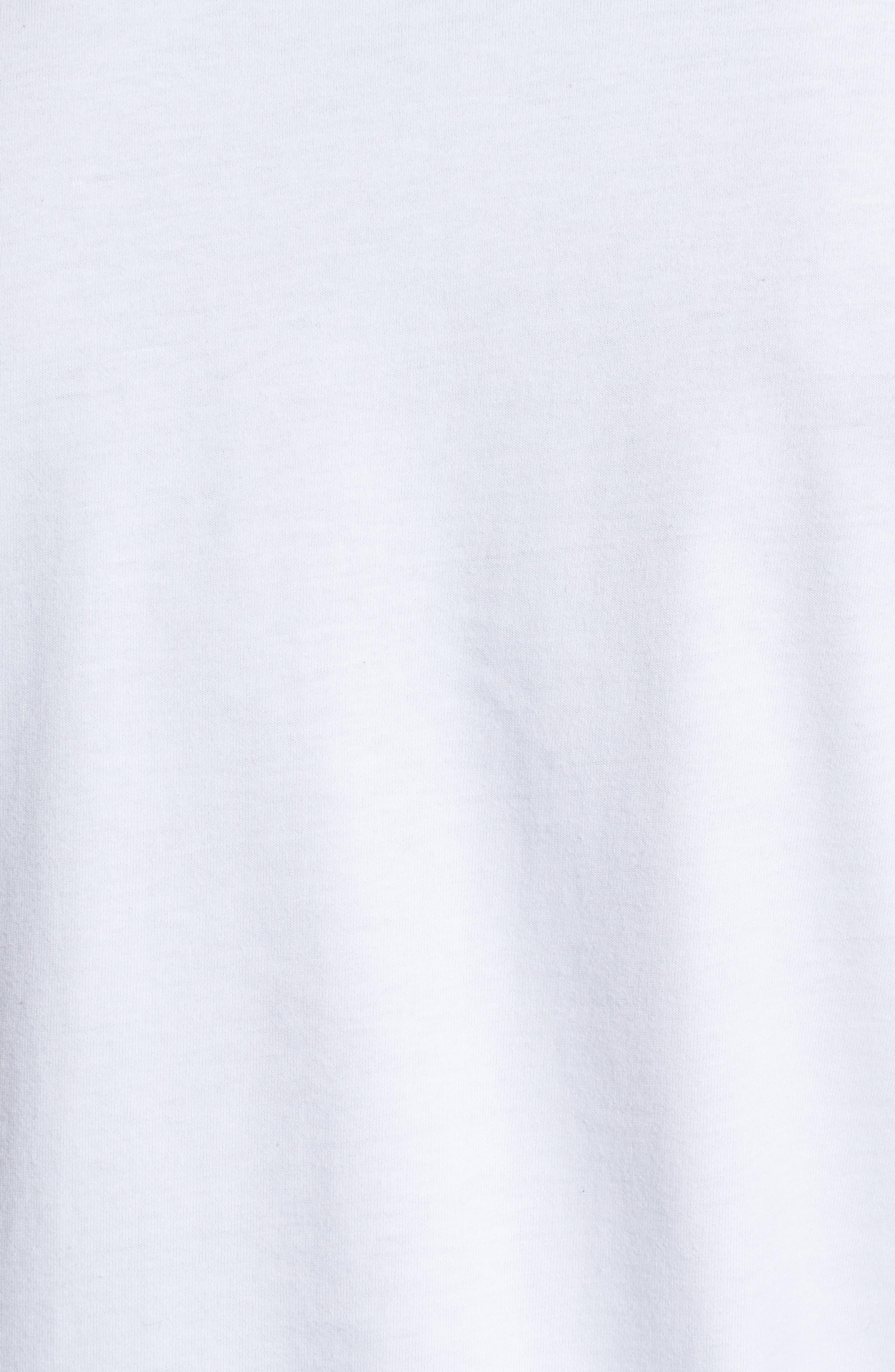 Alternate Image 5  - A.P.C. Silver Lake T-Shirt