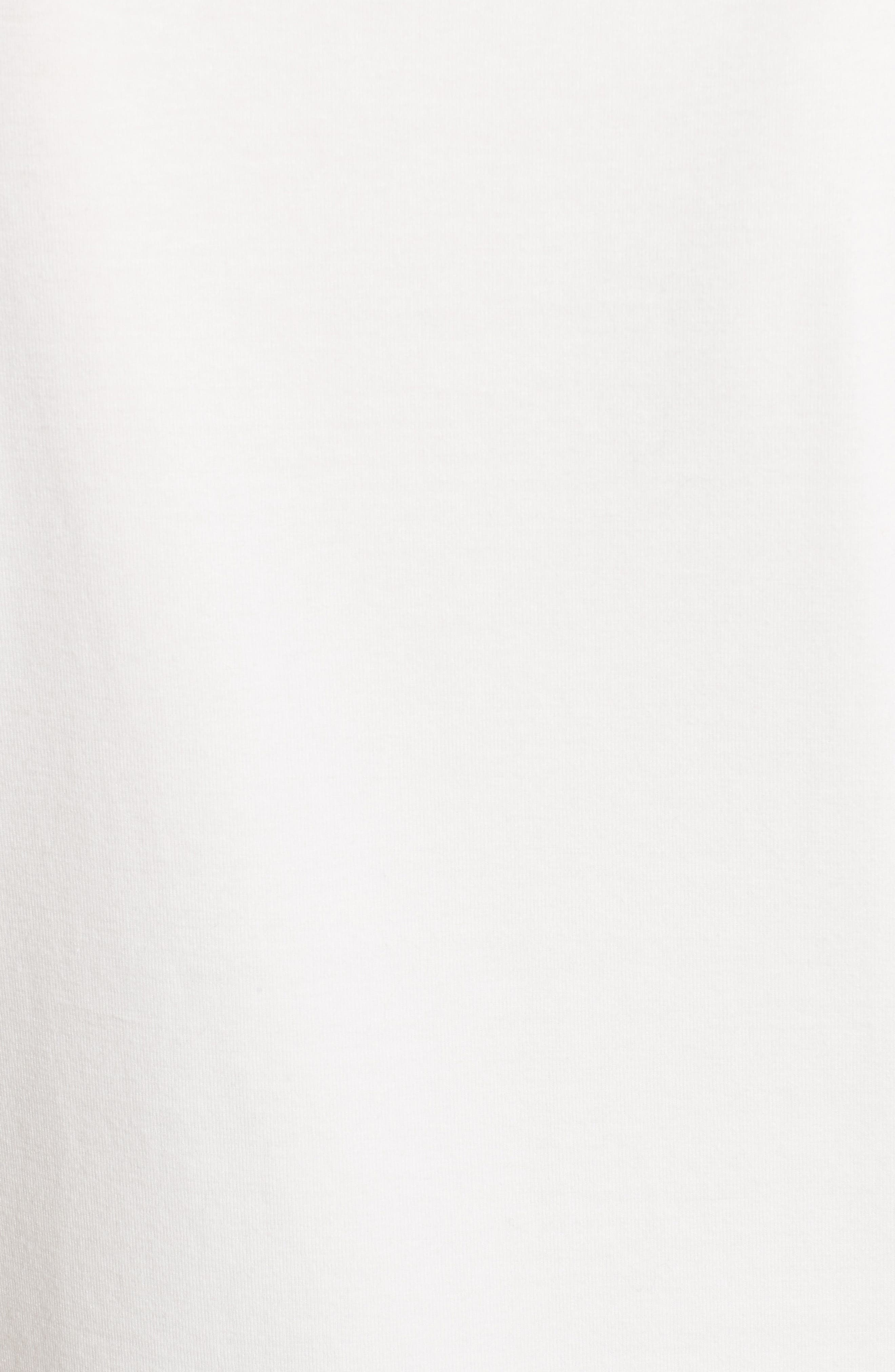 Alternate Image 3  - Fabiana Filippi Beaded Stretch Cotton Tank