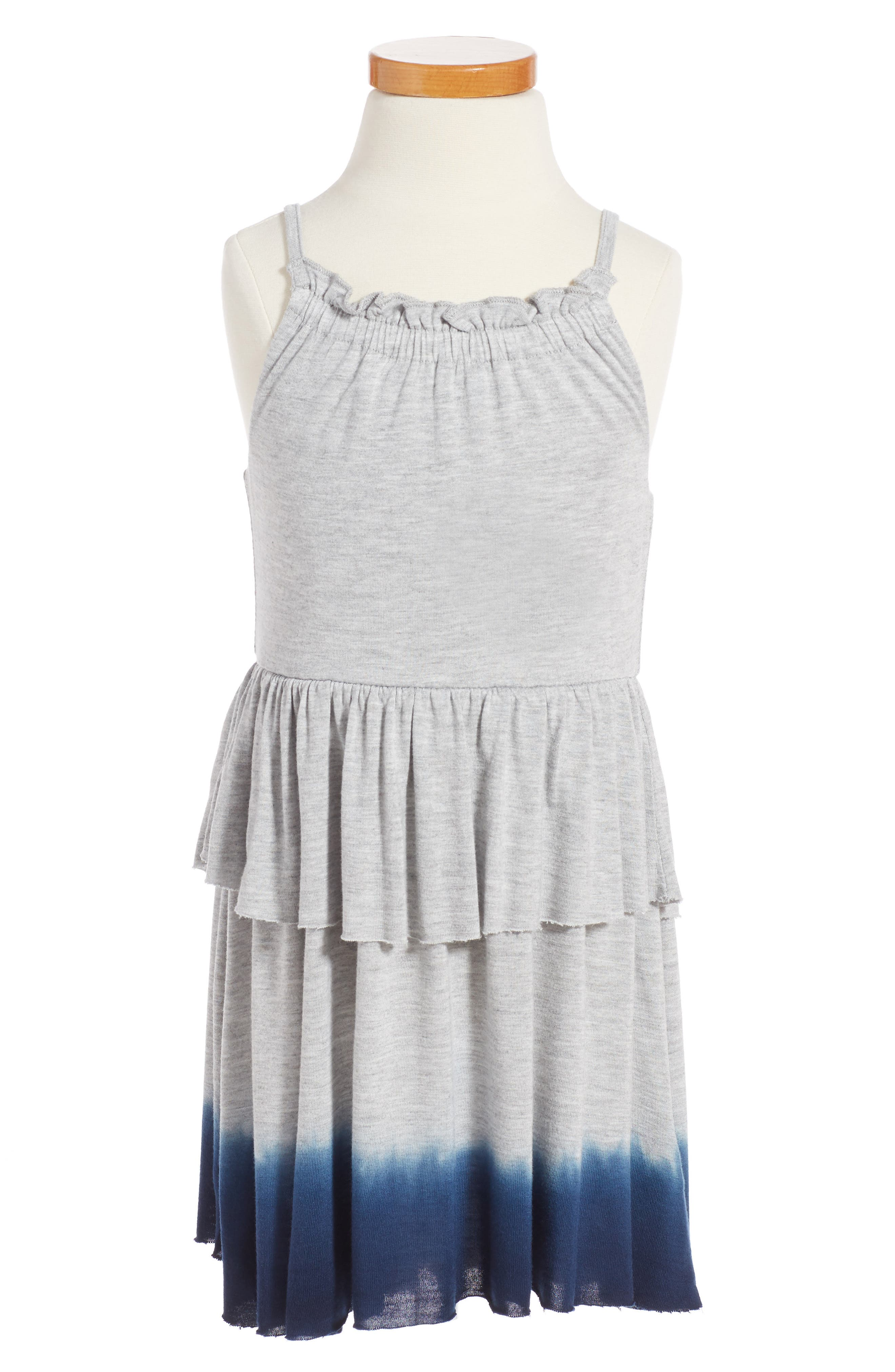 Splendid Dip Dye Dress (Toddler Girls)