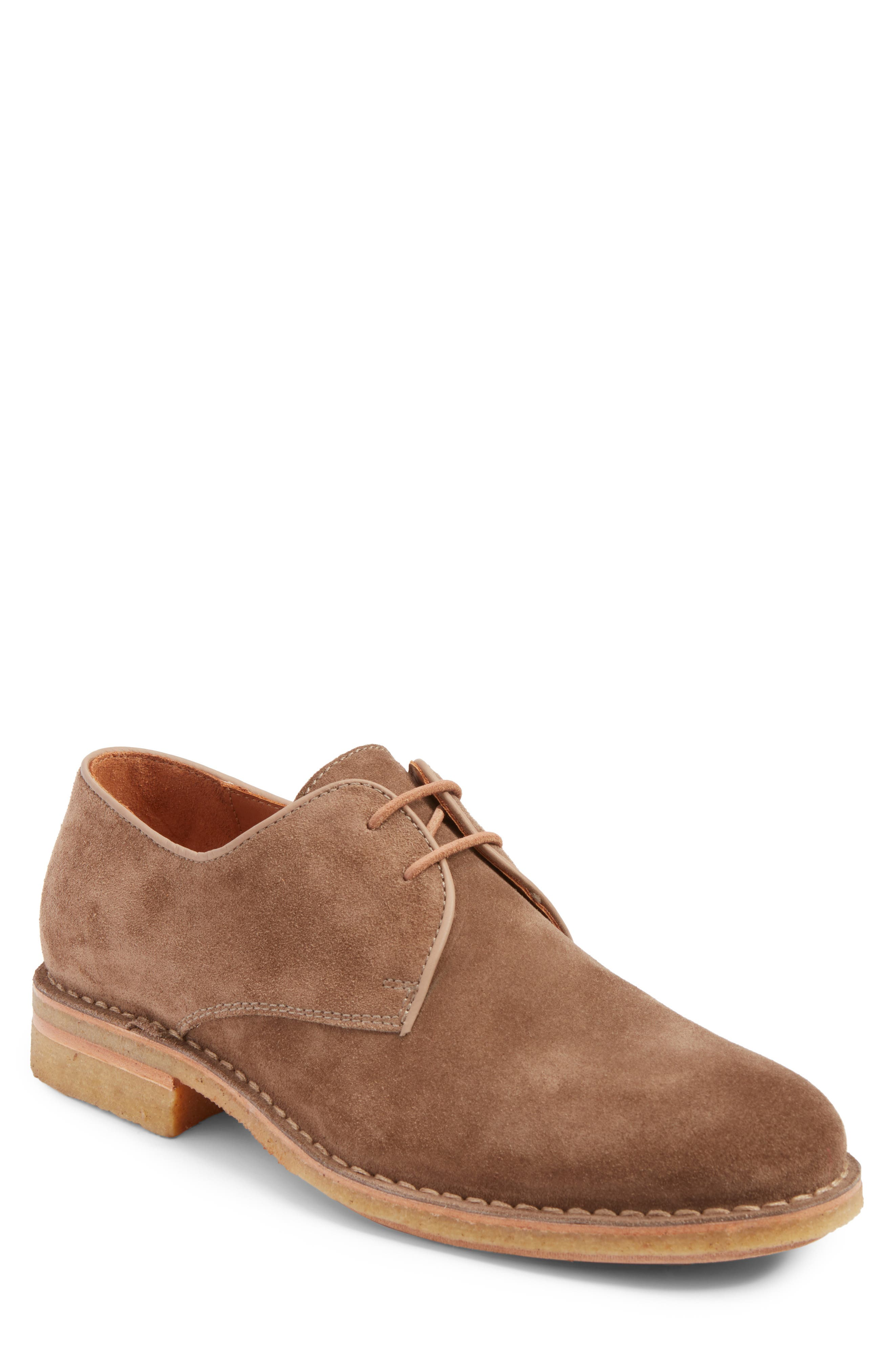 Alternate Image 1 Selected - Aquatalia Otis Buck Shoe (Men)