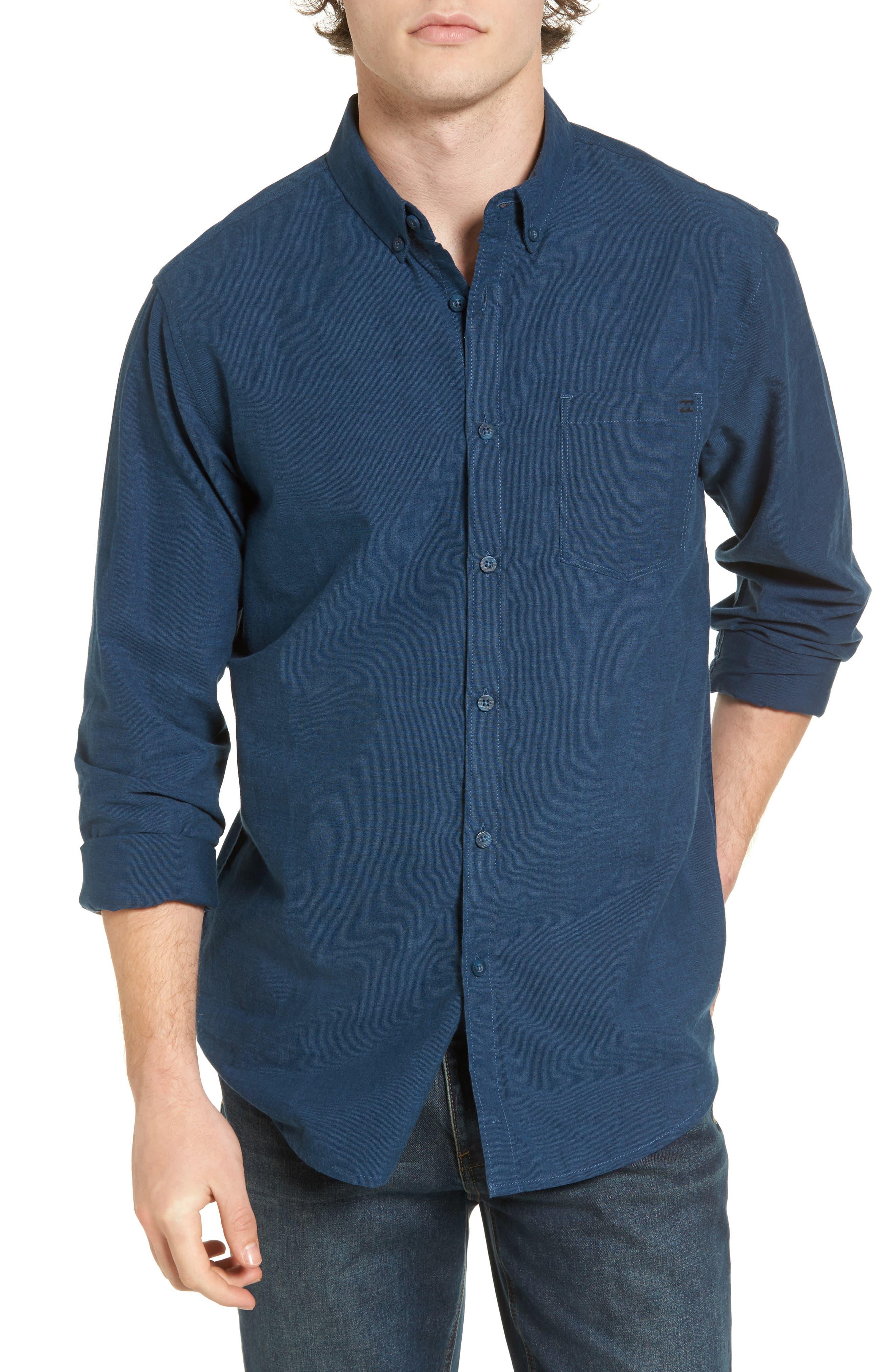 BILLABONG All Day Chambray Shirt