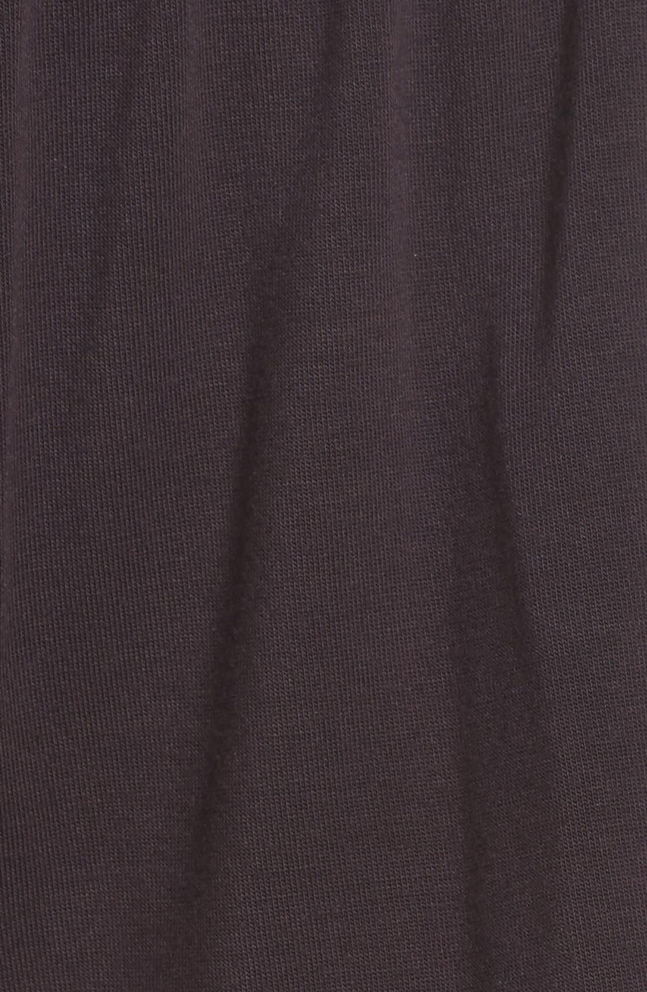 Alternate Image 5  - Olympia Theodora Tammy Lounge Shorts