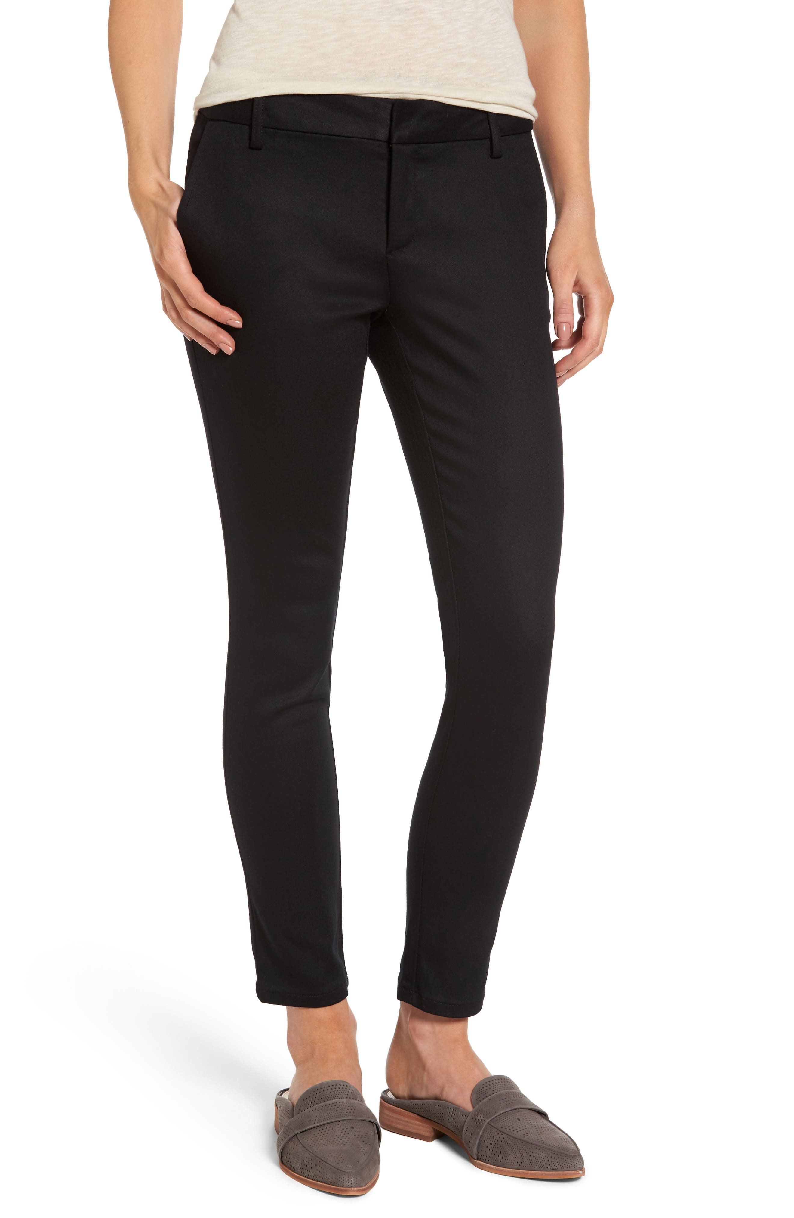 Alternate Image 1 Selected - KUT from the Kloth Emilia Skinny Pants