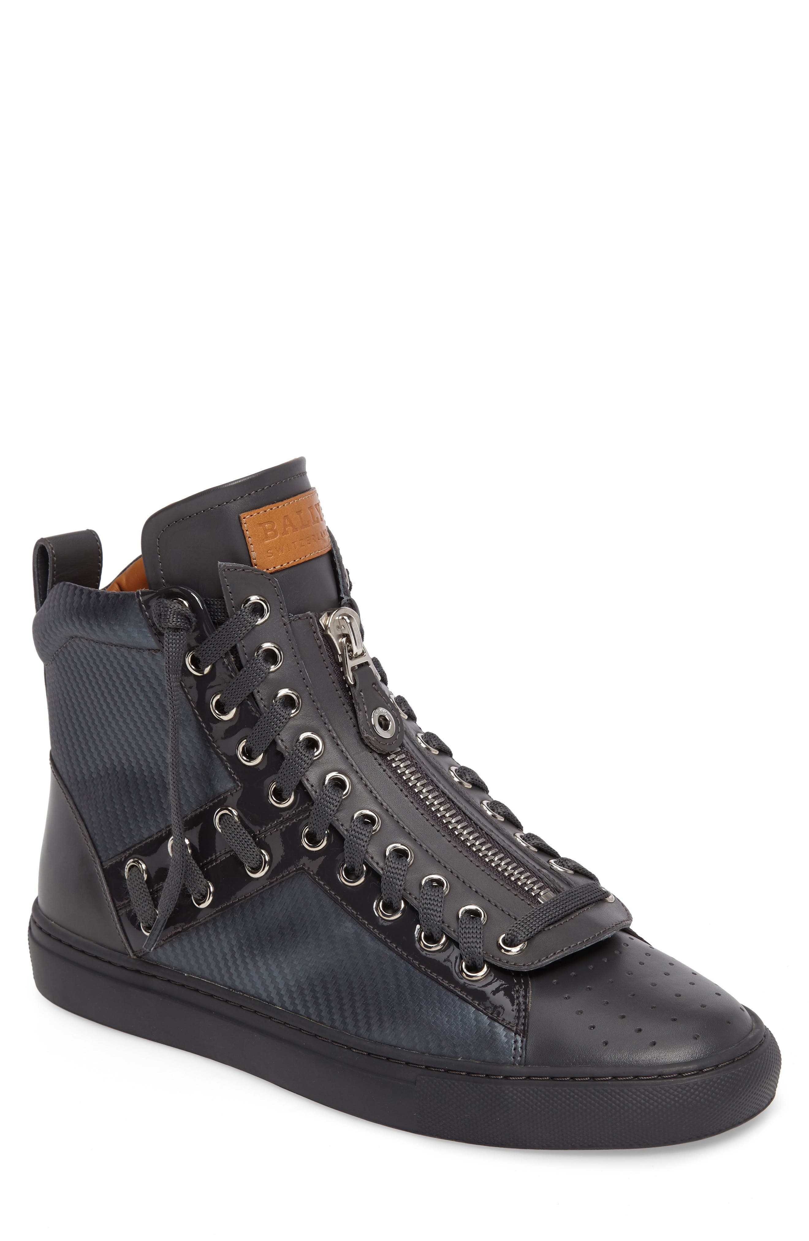 Bally Hekem High-Top Sneaker (Men)