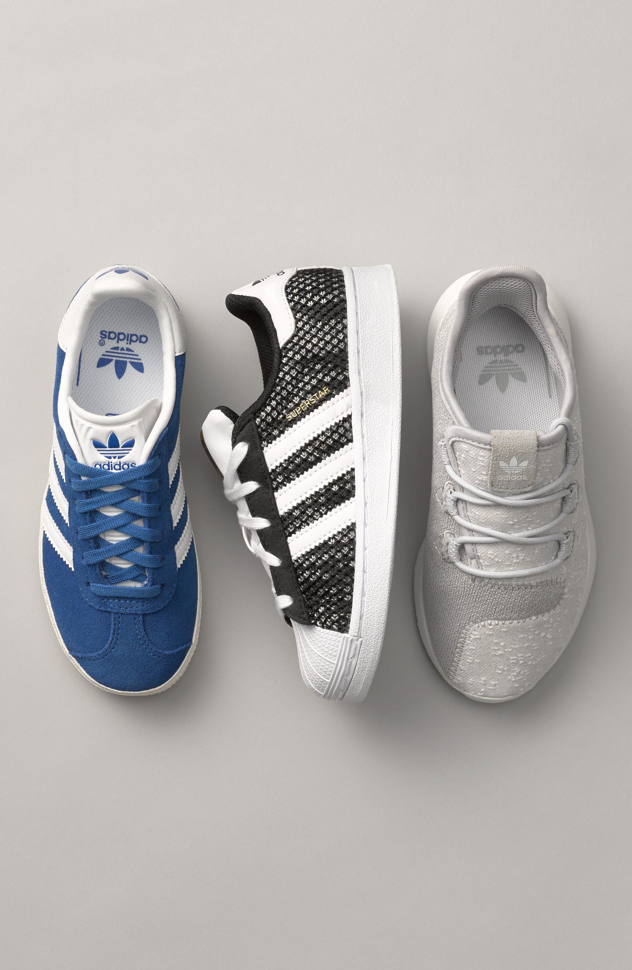 Alternate Image 5  - adidas Gazelle Sneaker (Toddler, Little Kid & Big Kid)