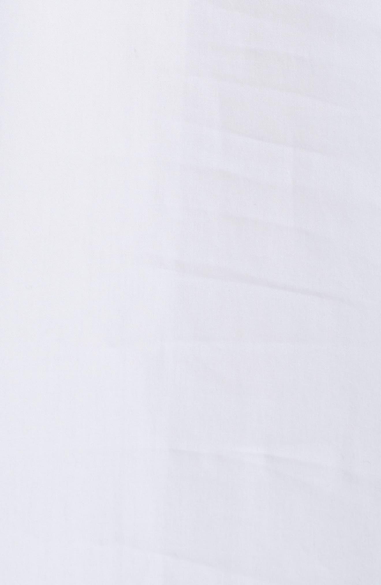 Dylan Cotton Shirt,                             Alternate thumbnail 6, color,                             White