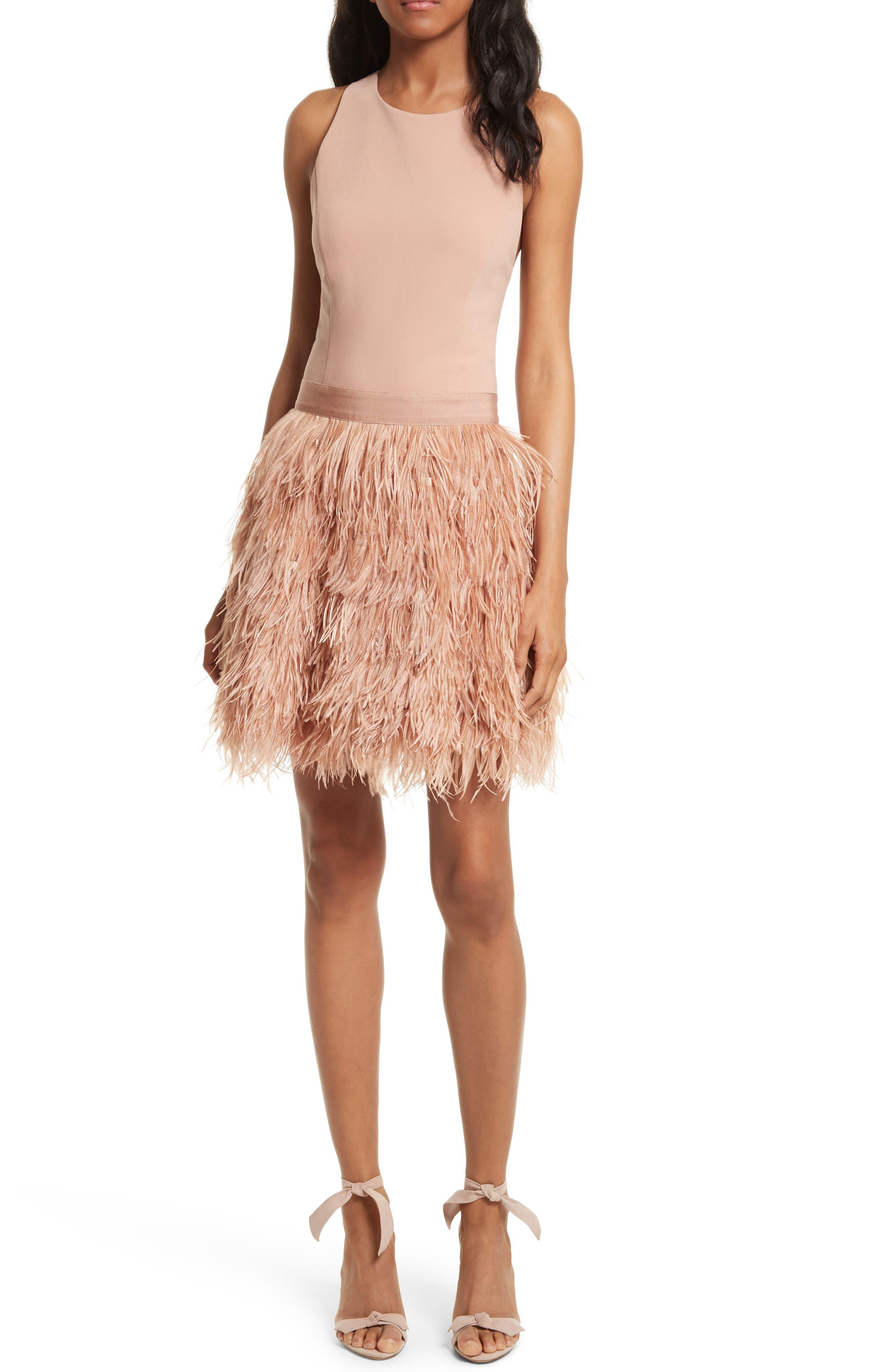 Tween Feather Dress