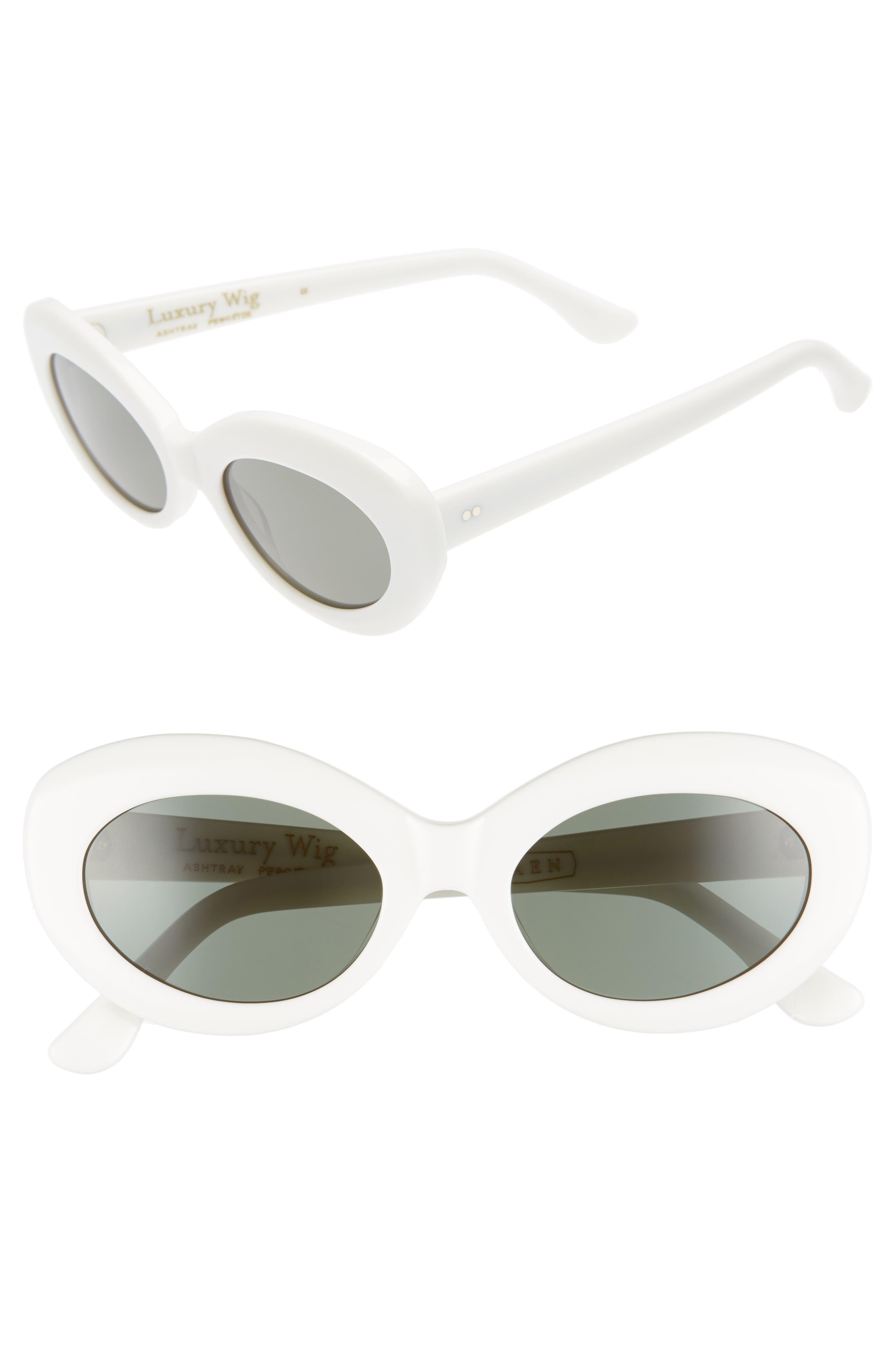 RAEN x Alex Knost Luxury Wig Ashtray 53mm Sunglasses