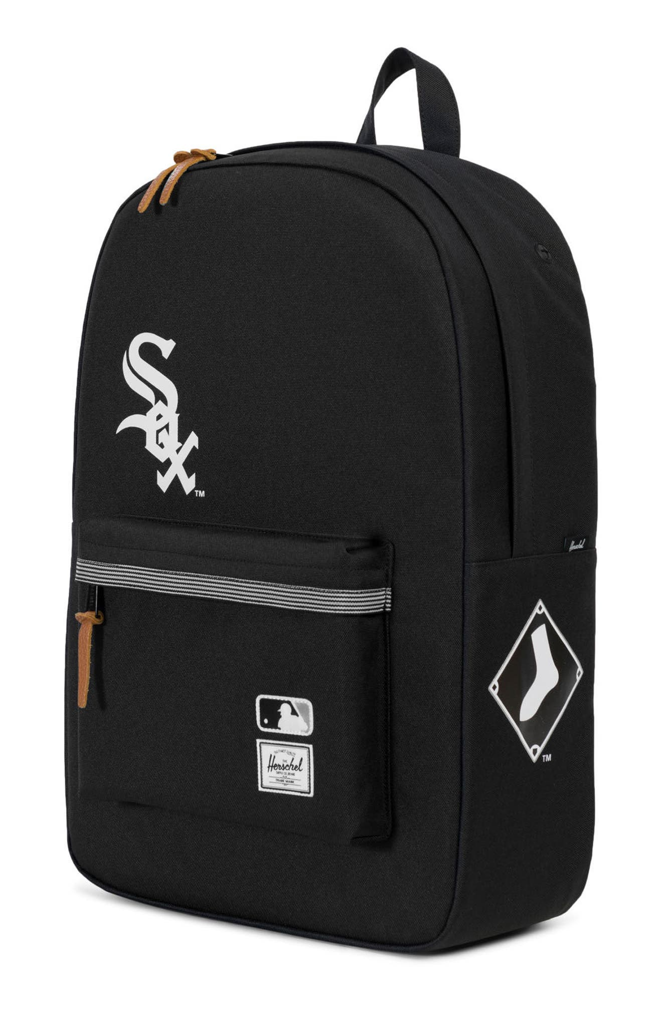 Alternate Image 4  - Herschel Supply Co. Heritage Chicago White Sox Backpack
