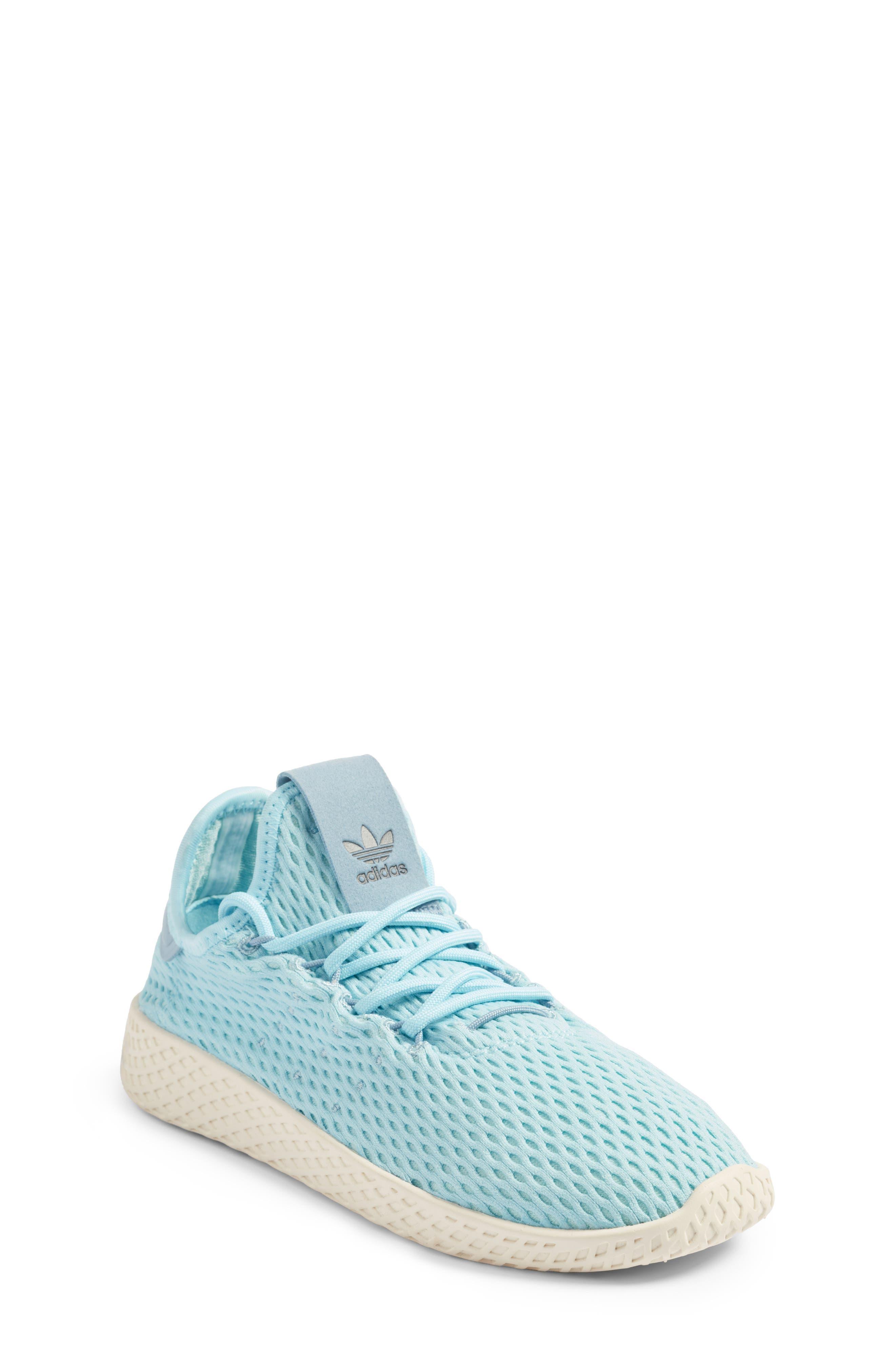 adidas Originals x Pharrell Williams The Summers Mesh Sneaker (Big Kid)