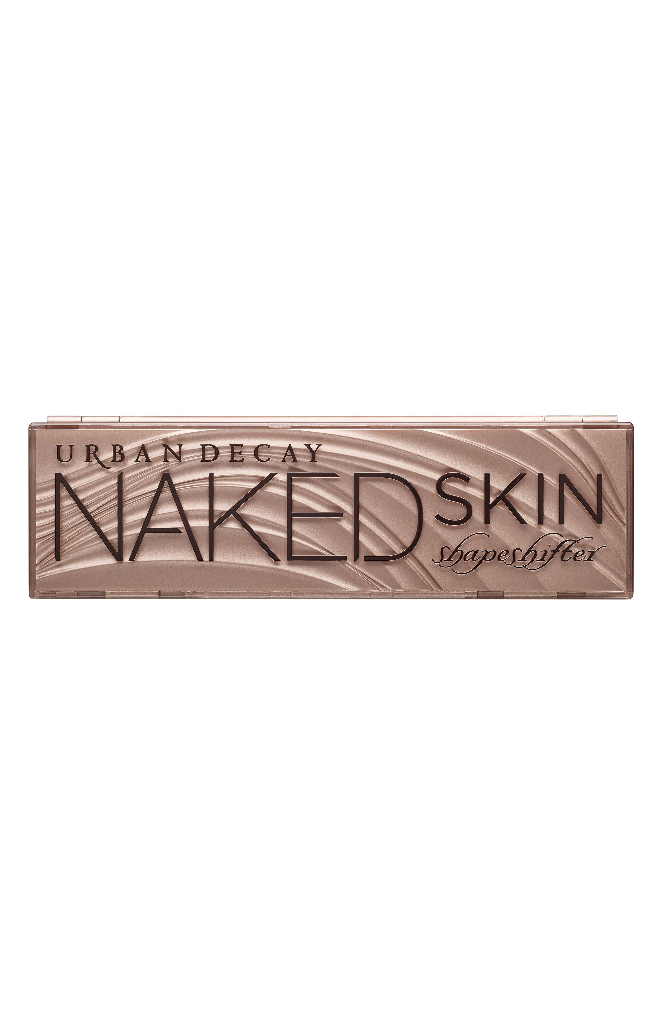 Naked Skin Shapeshifter Palette,                             Alternate thumbnail 5, color,                             Medium Dark Shift