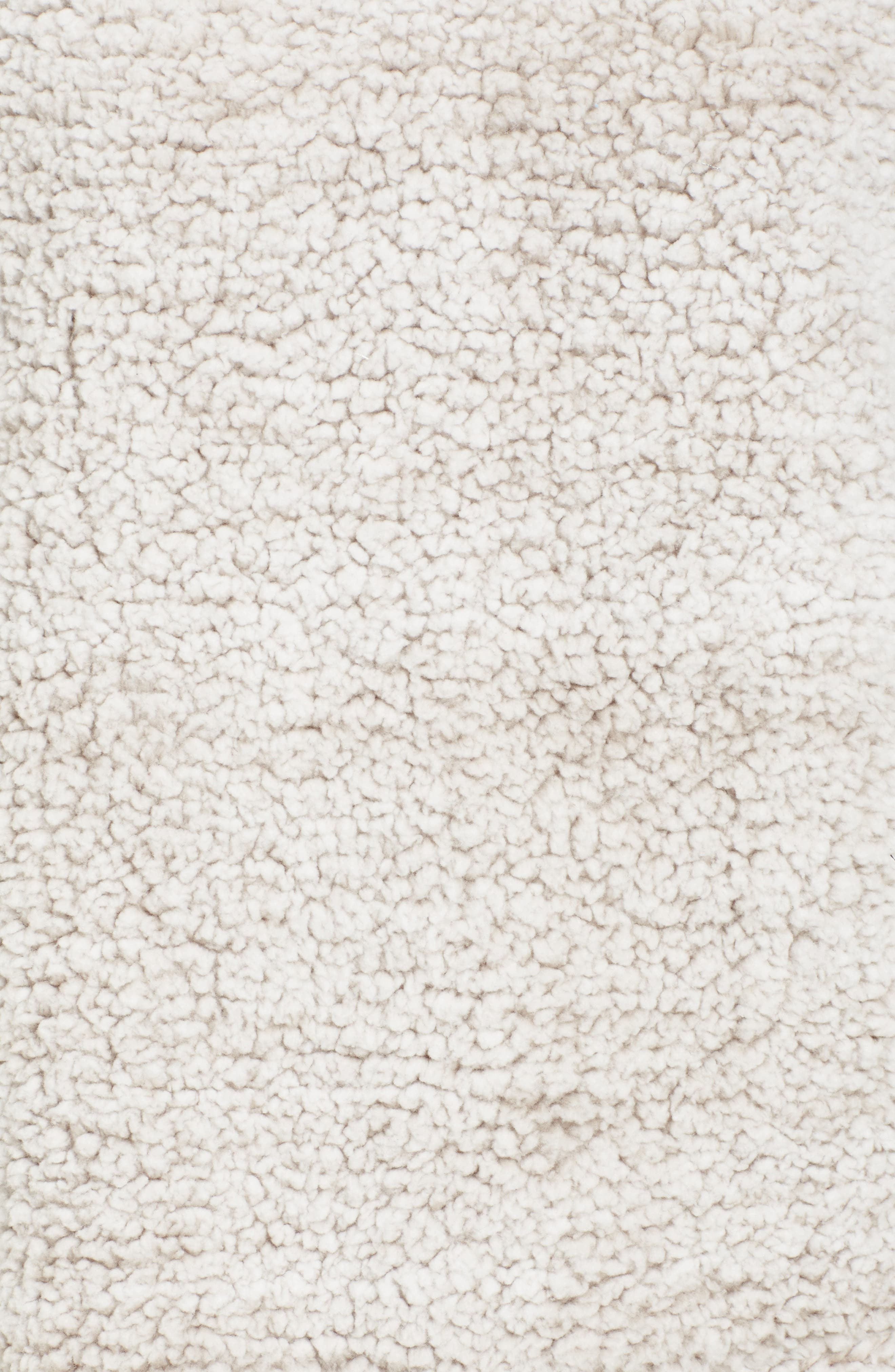 Wubby Fleece Pullover,                             Alternate thumbnail 7, color,                             Ivory