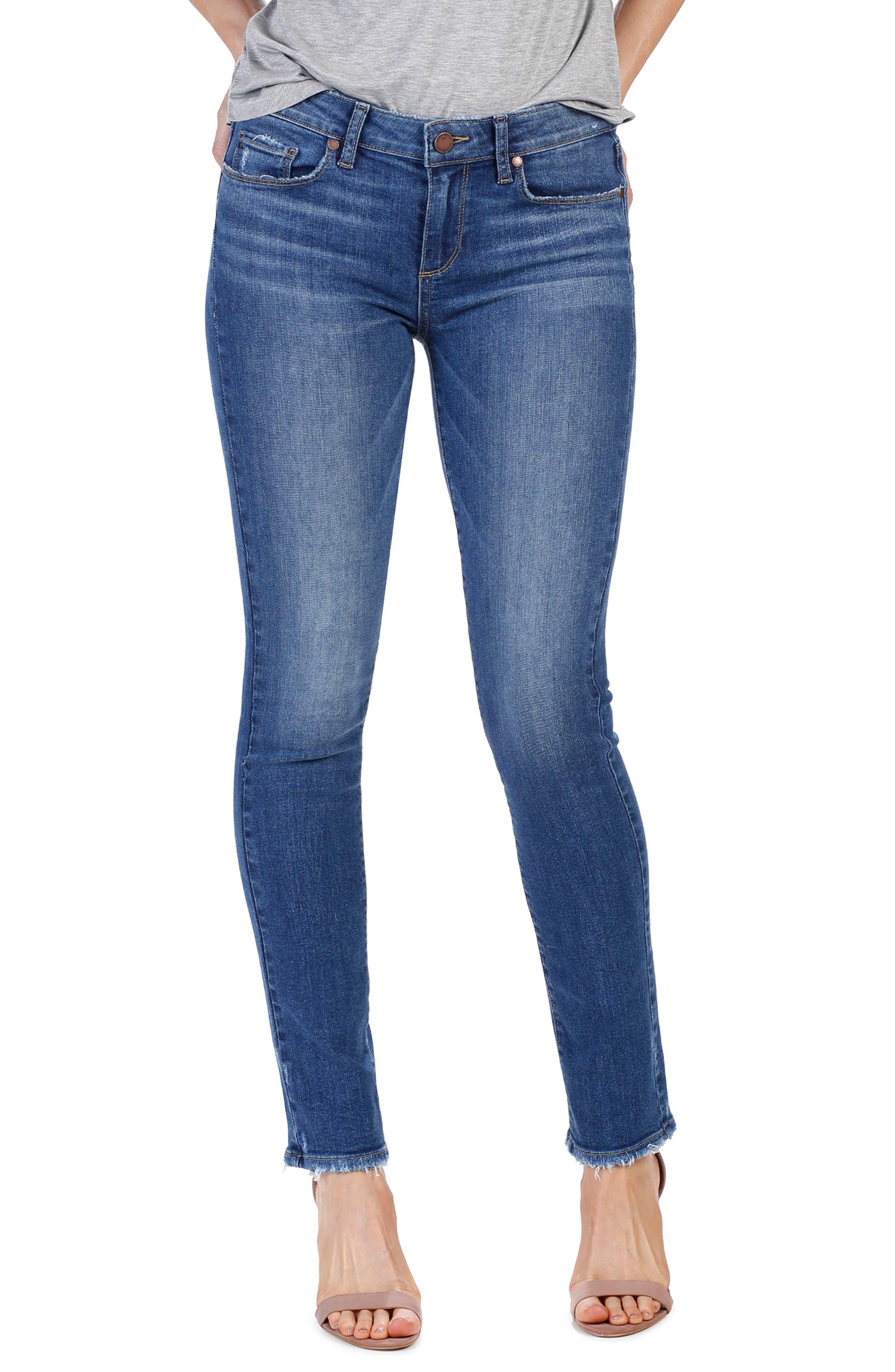 Skyline Skinny Jeans,                         Main,                         color, Bali