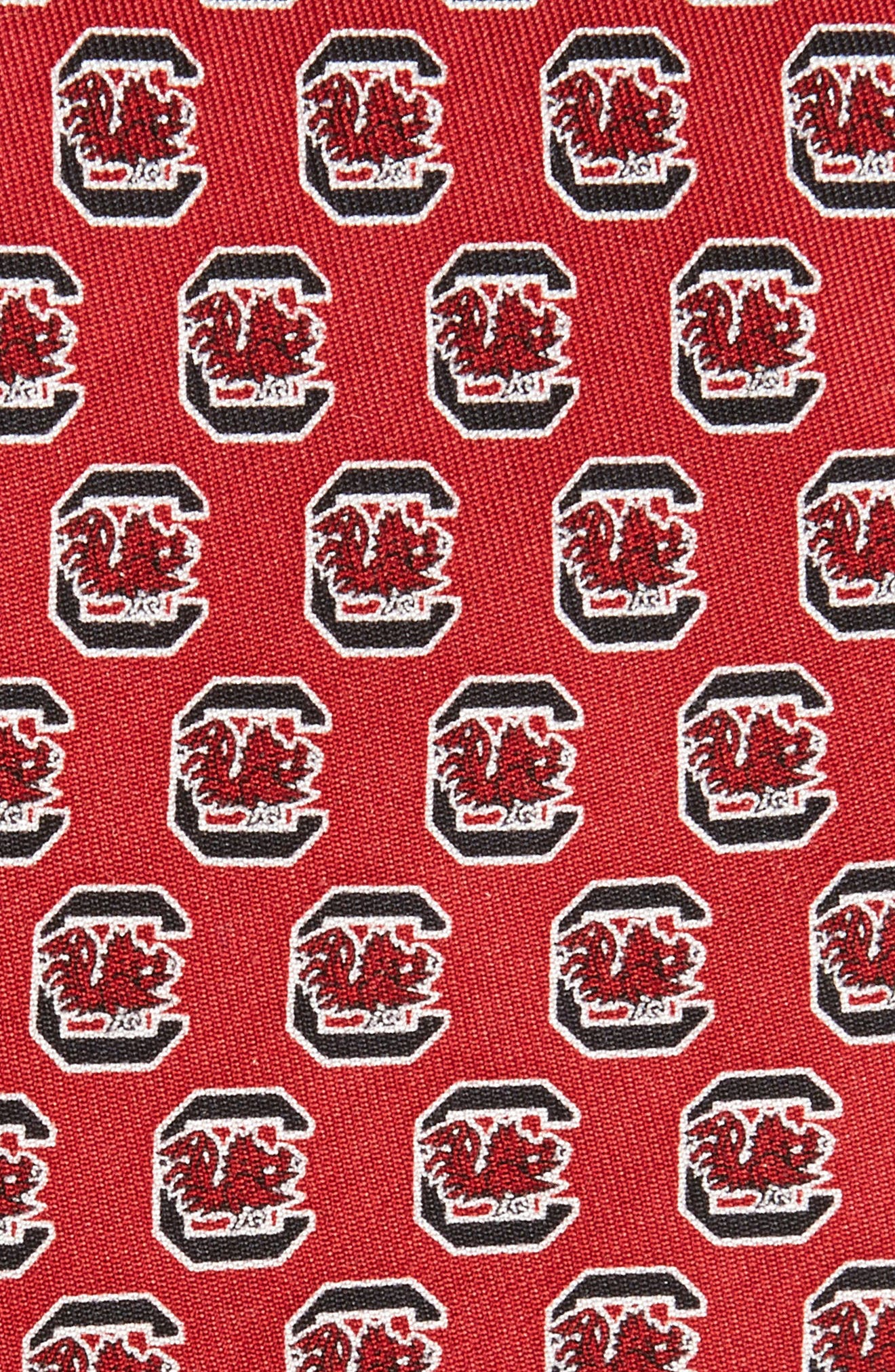 Alternate Image 2  - Vineyard Vines University of South Carolina Silk Tie