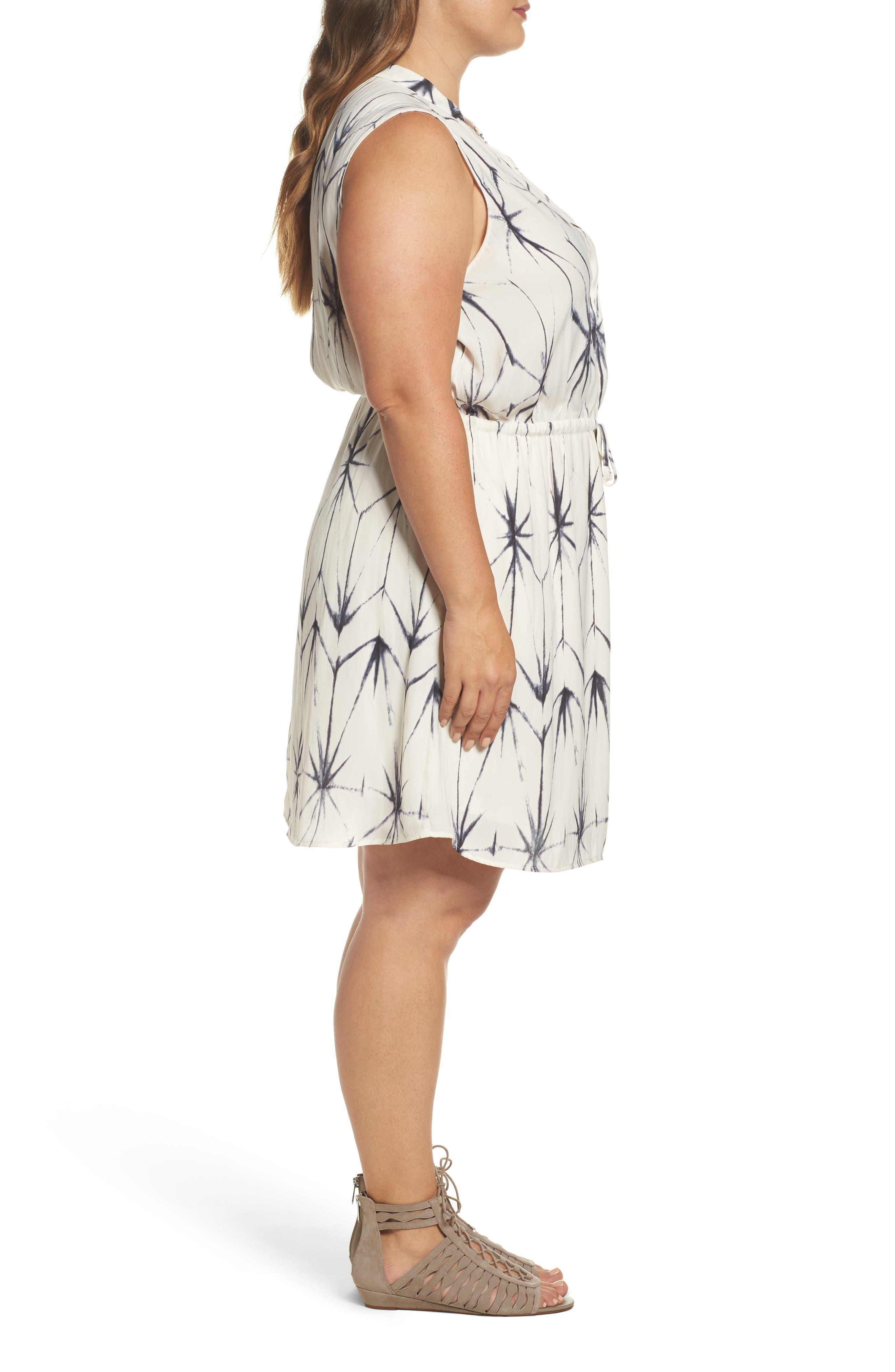 Alternate Image 3  - Tart Calla Blouson Dress (Plus Size)
