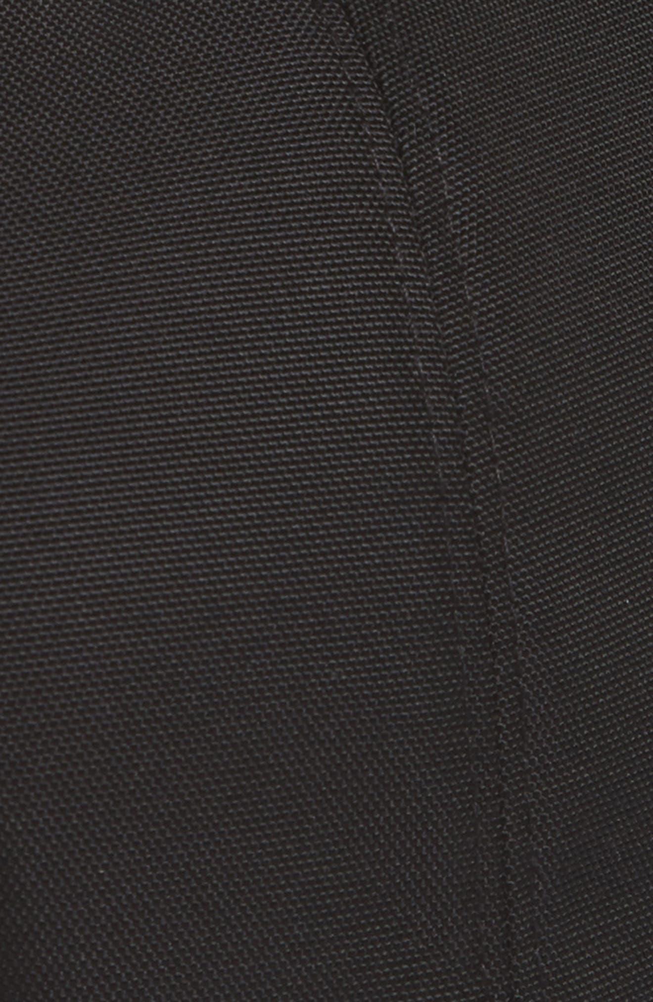 Embroidered Baseball Cap,                             Alternate thumbnail 3, color,                             Black Multi
