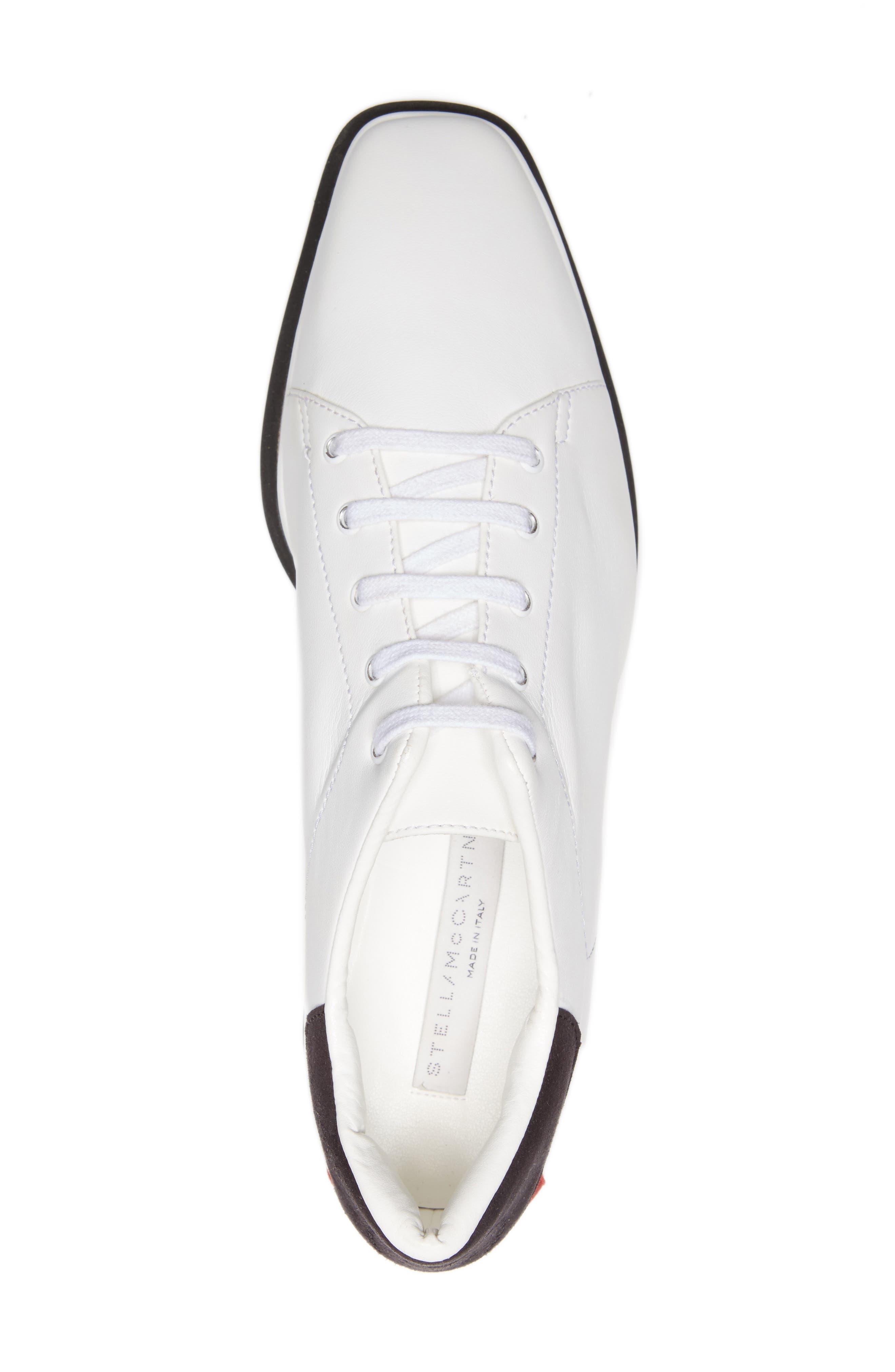 Alternate Image 4  - Stella McCartney Sneak-Elyse Flatform Sneaker (Women)