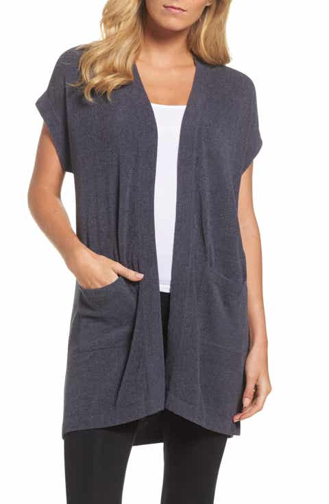 Women's Blue Short Sleeve Sweaters | Nordstrom