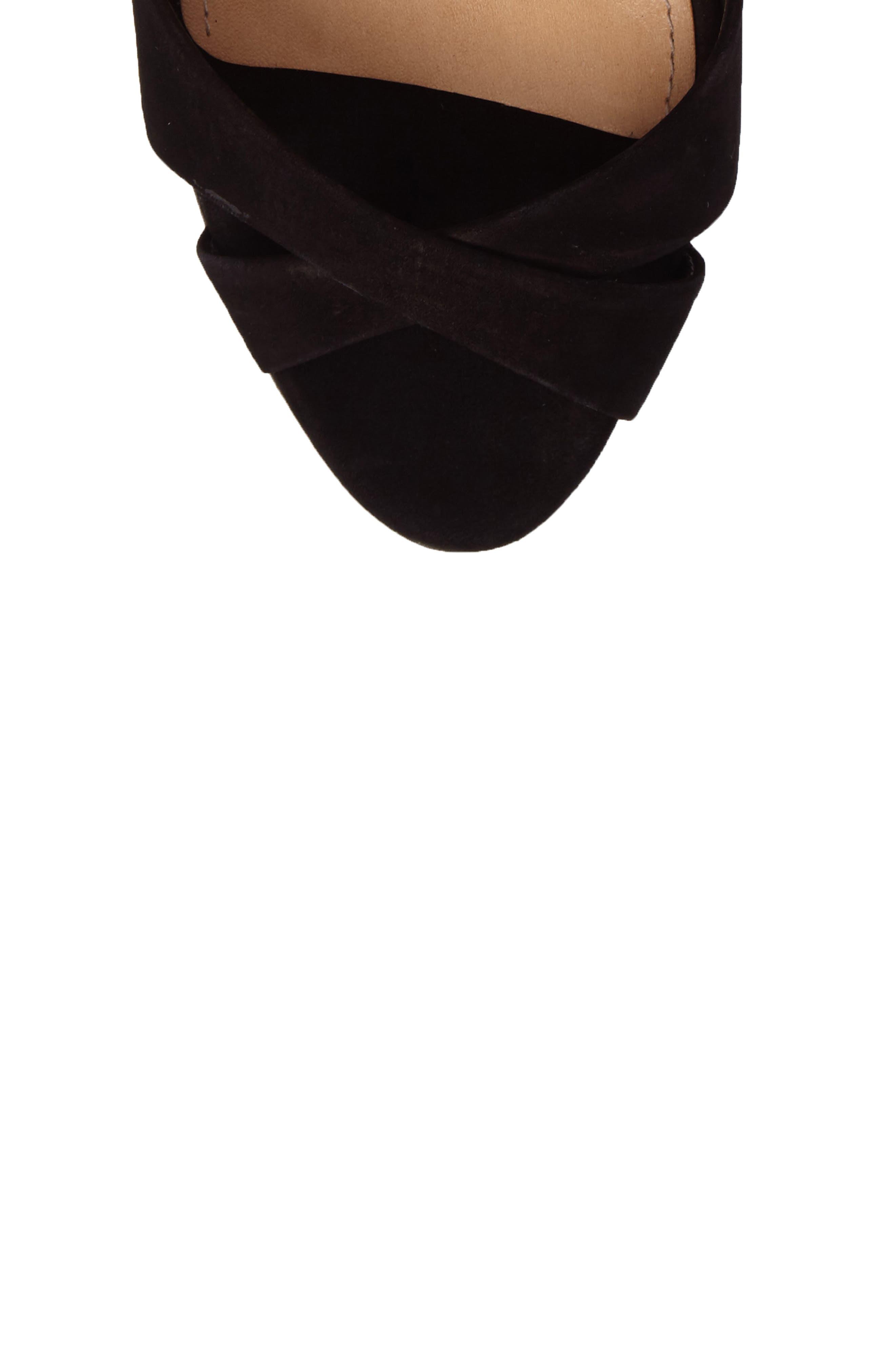 Alternate Image 5  - Schutz Larazee Embellished Sandal (Women)