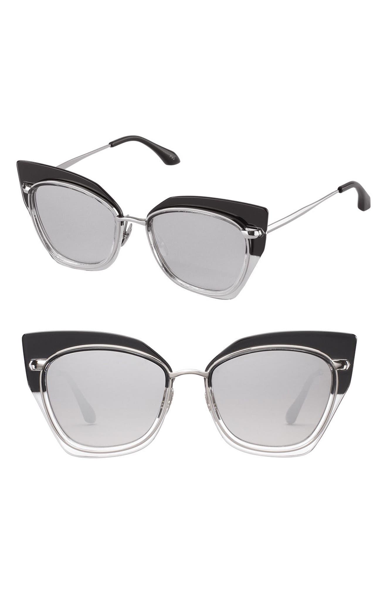 PERVERSE Nordic Cat Eye Sunglasses