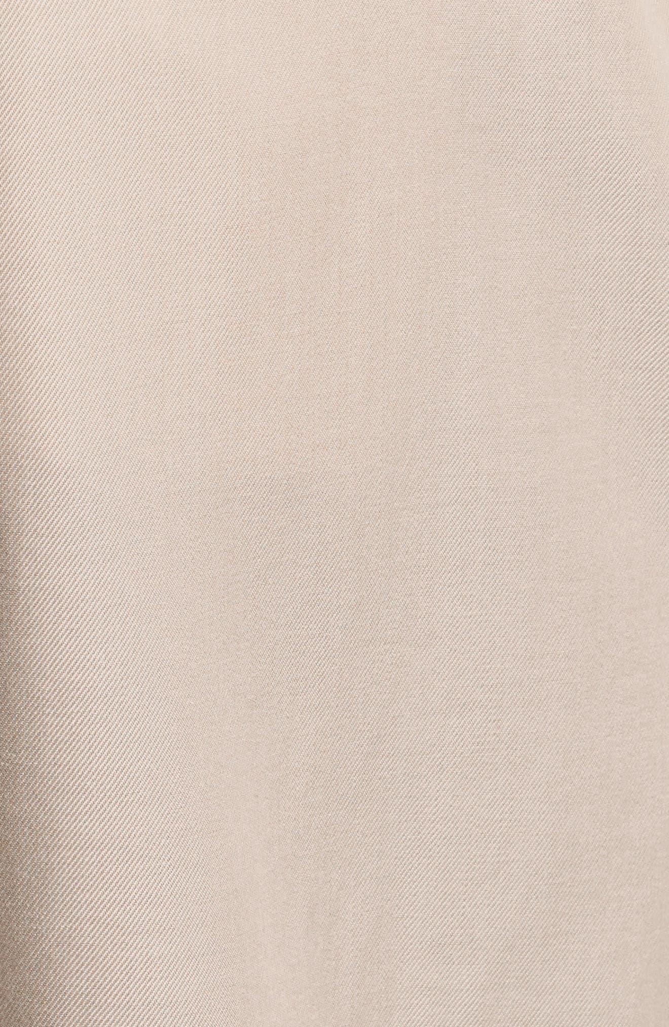 Alternate Image 5  - Saturdays NYC Keigo Pleat Front Shorts
