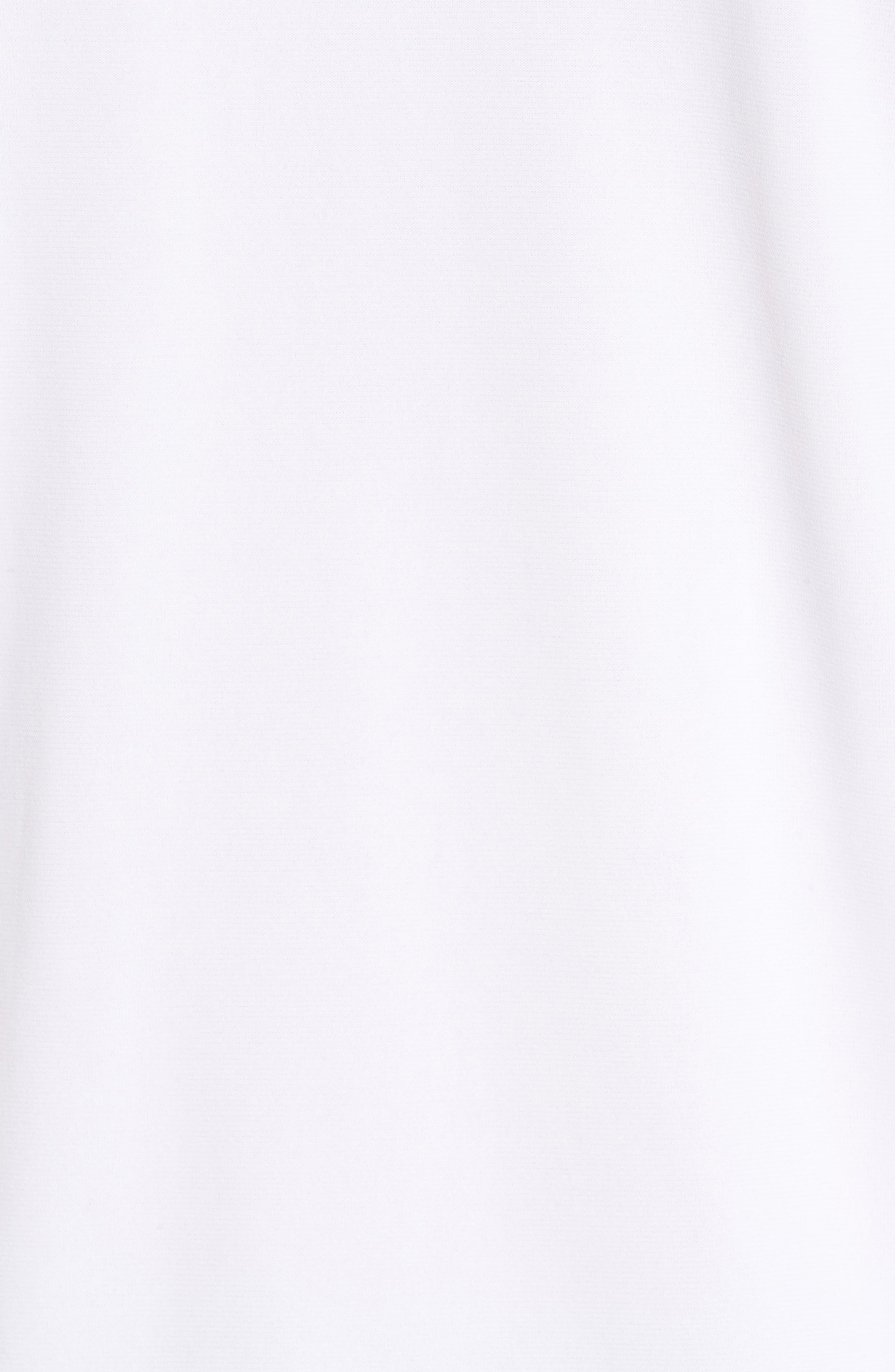 Alternate Image 5  - Nike Hyper Dry Regular Fit Training Hoodie