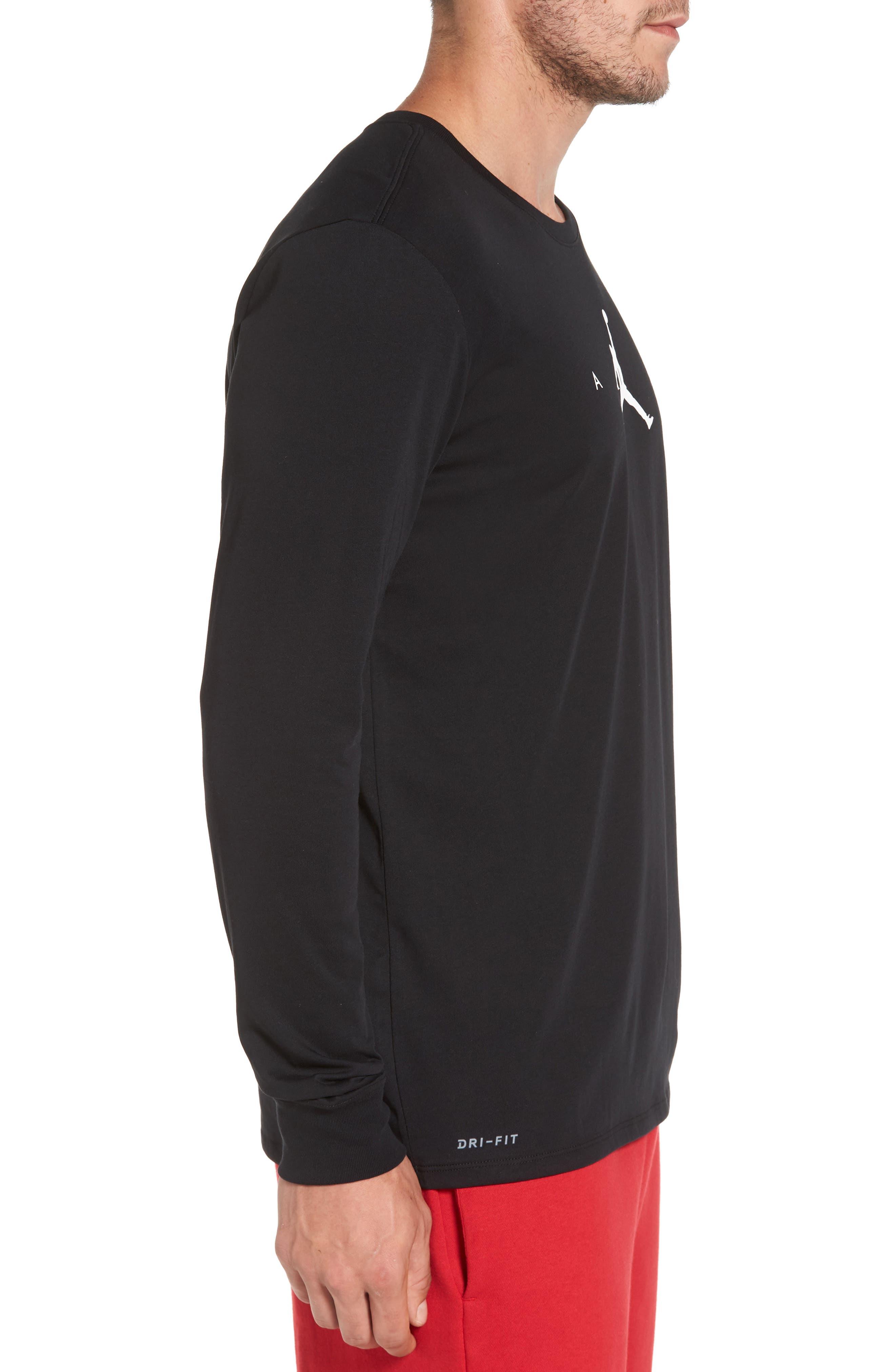 Alternate Image 3  - Nike Jordan Flight Dry-FIT T-Shirt